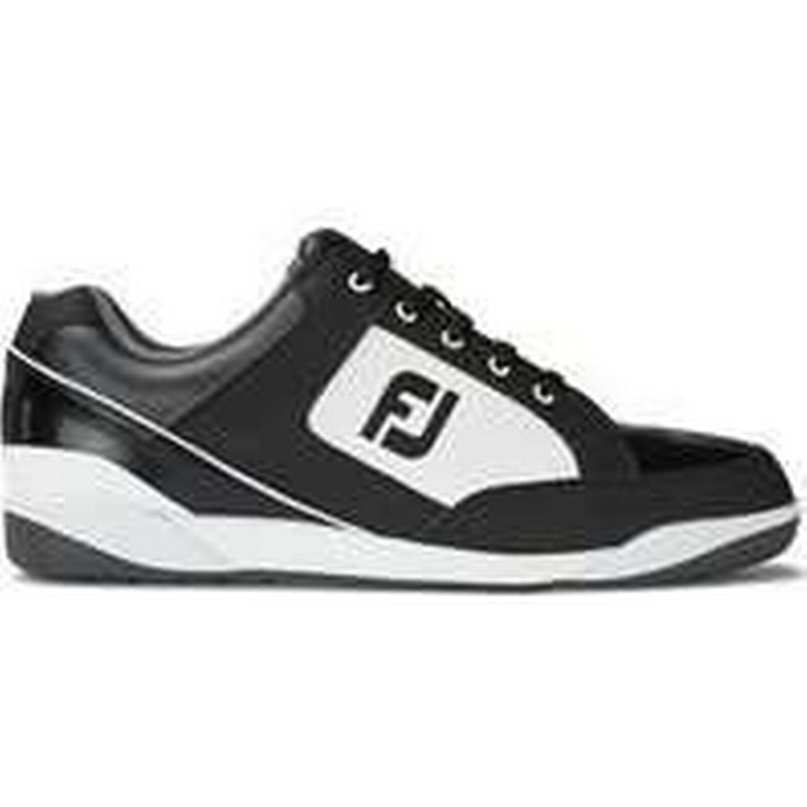 FJ Originals Size: 18 Spikeless - Black/White Size: Originals 7 225449