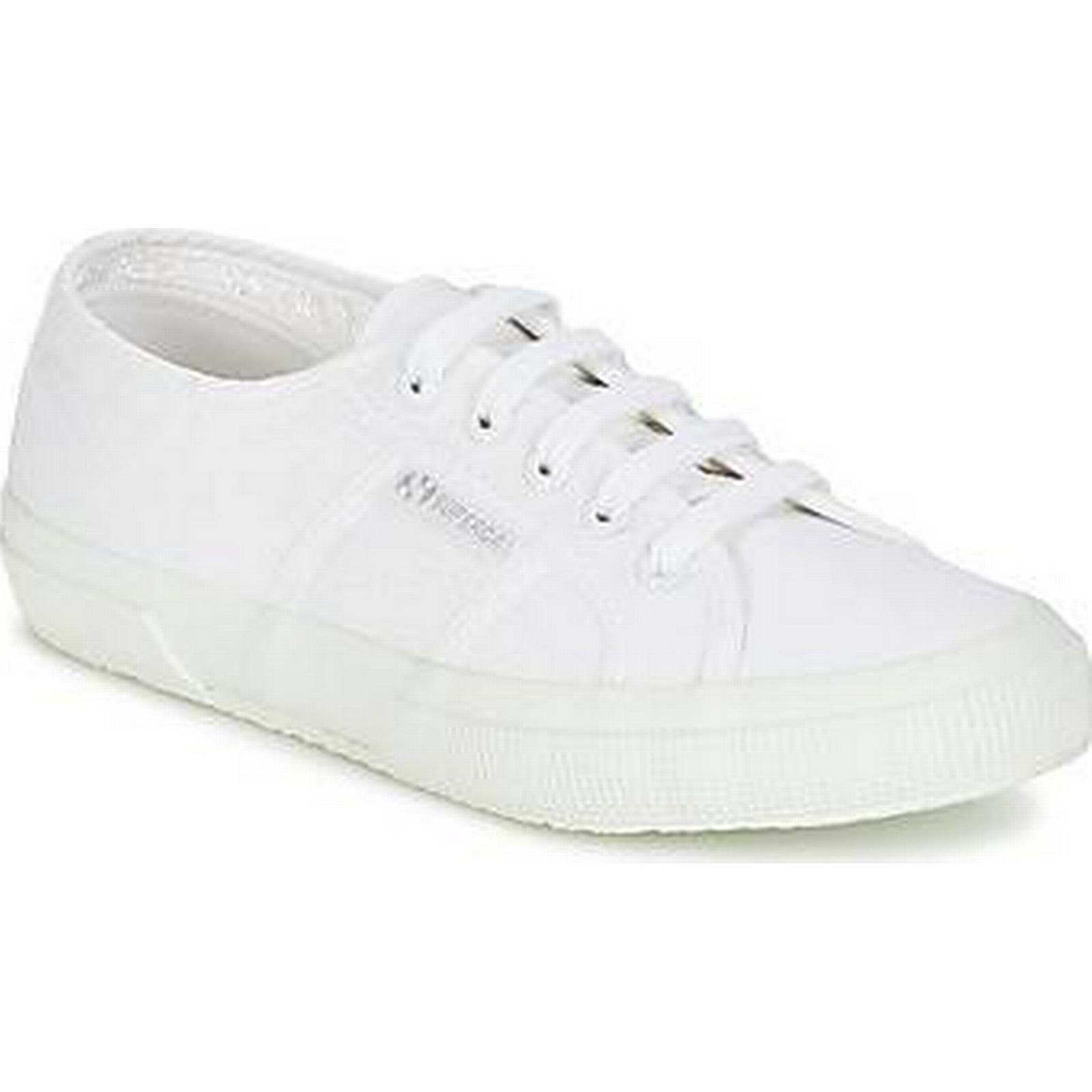 superga superga superga  classique spartoo.co.uk femmes & #  ; s Chaussure s formateurs en blanc c54353