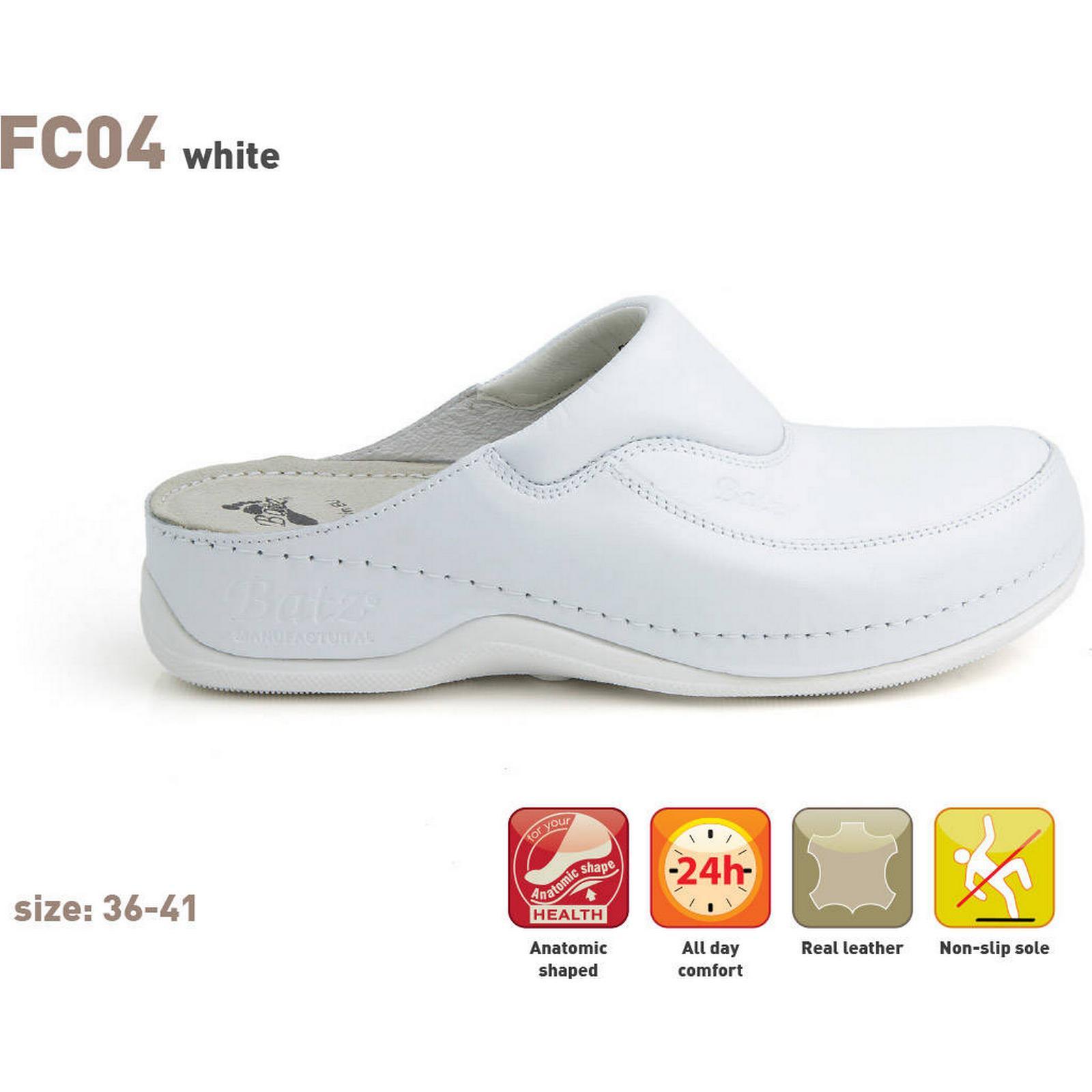 BatzShop Batz FC04 37 - white - EU 37 FC04 (UK 4) 78acce