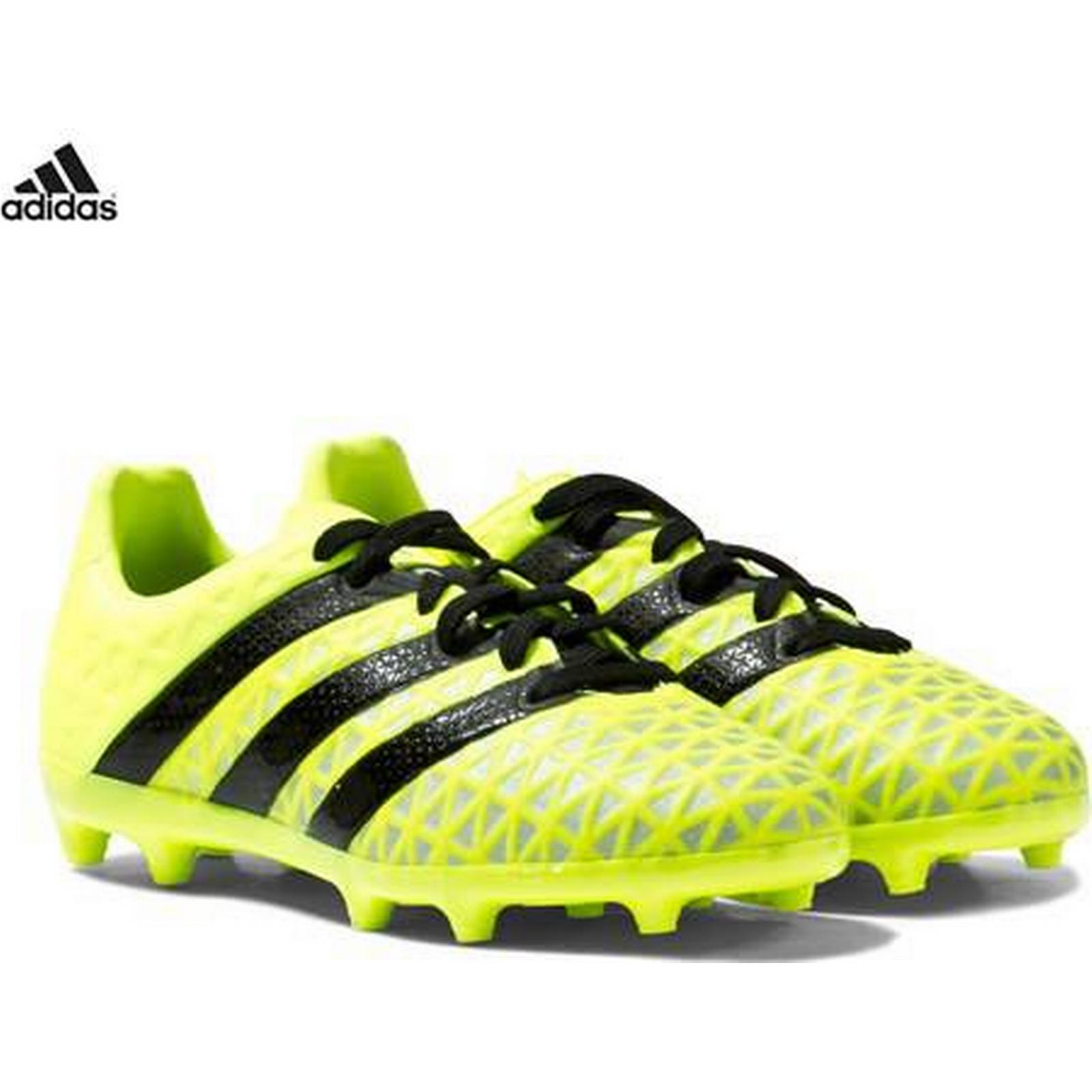 Yellow Football ACE 16.1 Firm Ground Football Yellow Boots dc773b