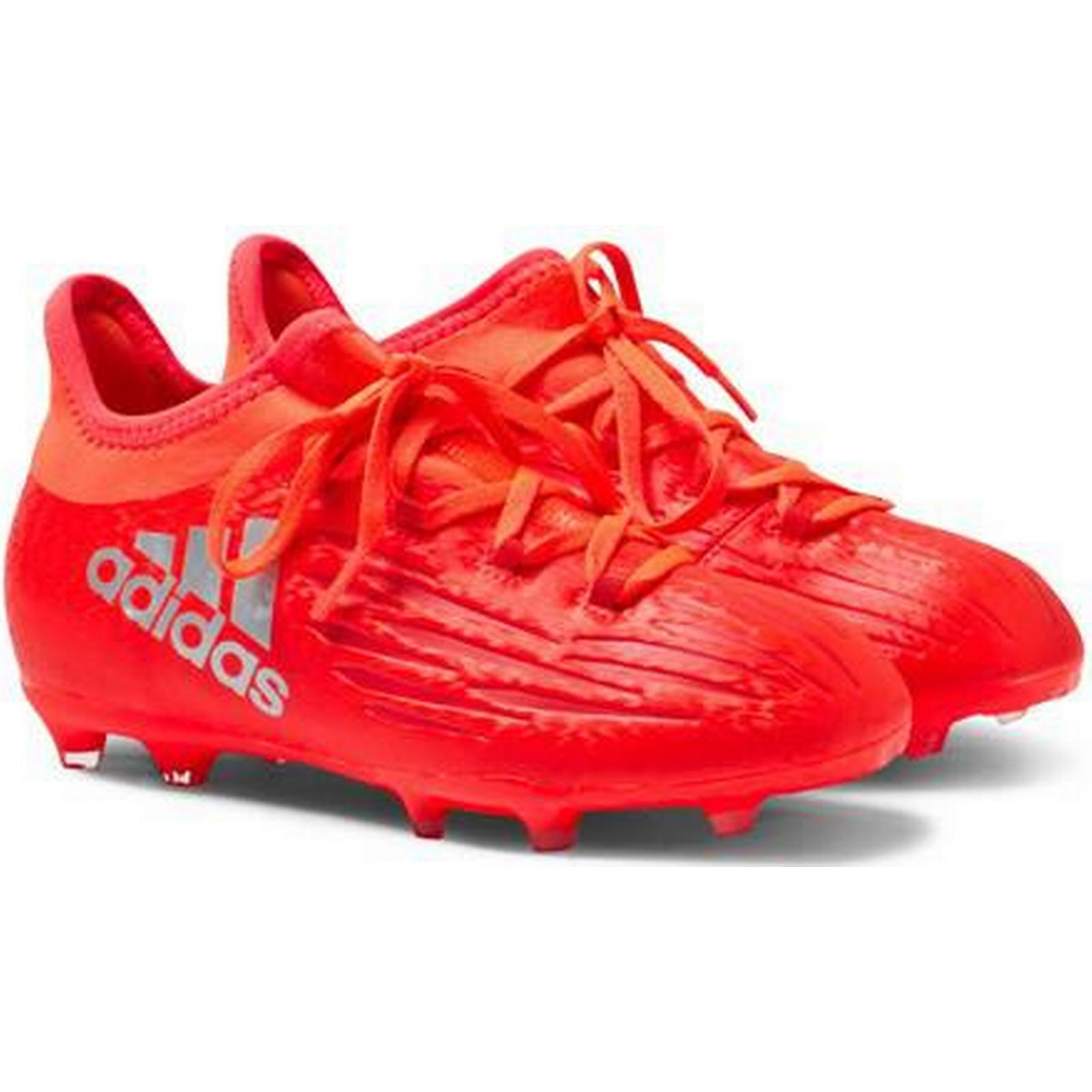 Red 16.1 X 16.1 Red Firm Ground Football Boots 7aa7d0
