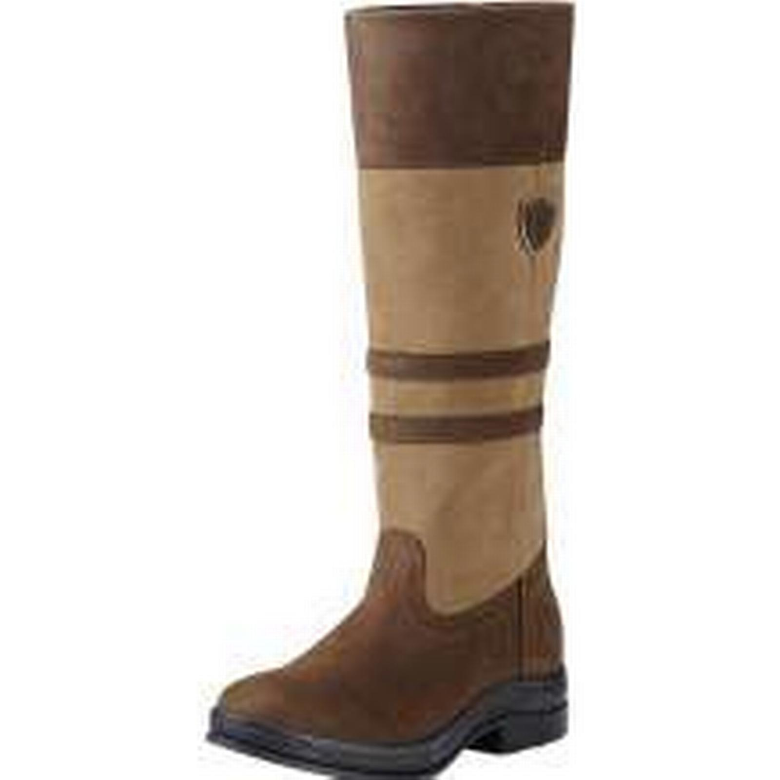 Ariat Ambleside 6 H2O Boots, Flaxen, UK 6 Ambleside Regular Calf c37966