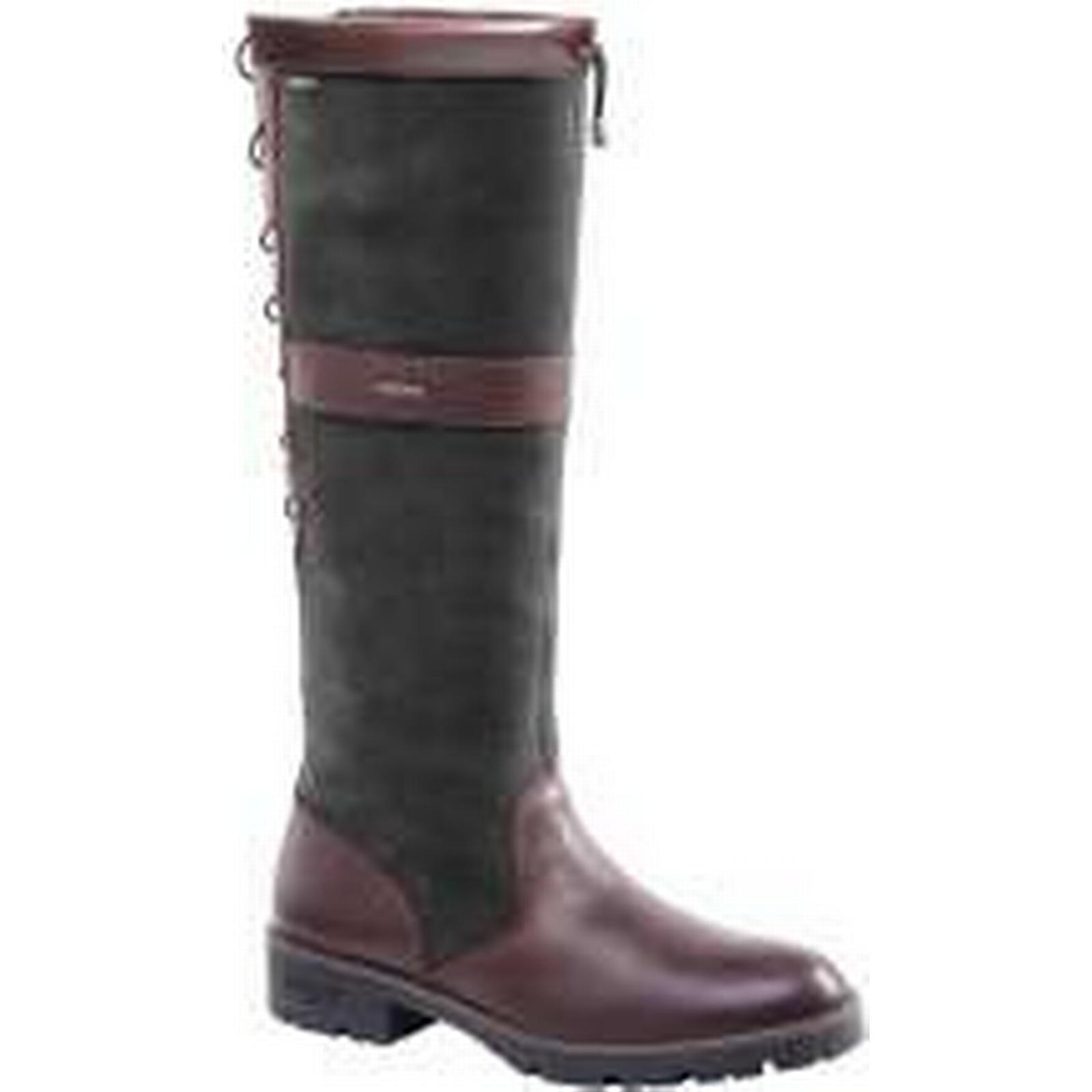 Dubarry Boots, Glanmire Boots, Dubarry Black/Brown, UK 7 (EU41) e82cd3