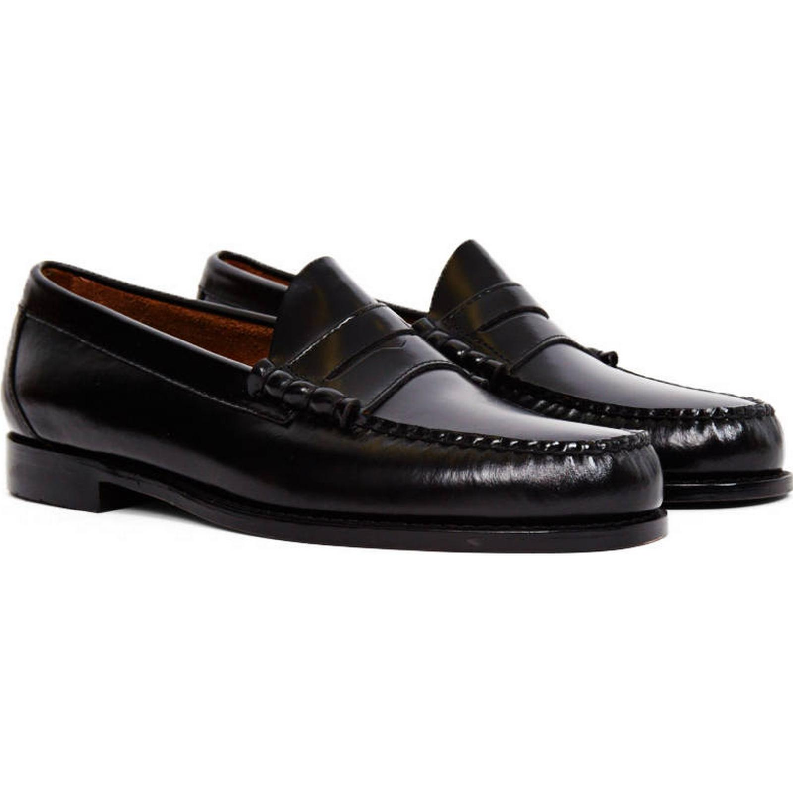 G.H. Weejuns Bass & Co. Weejuns G.H. Classic Penny Loafer Black 594f99