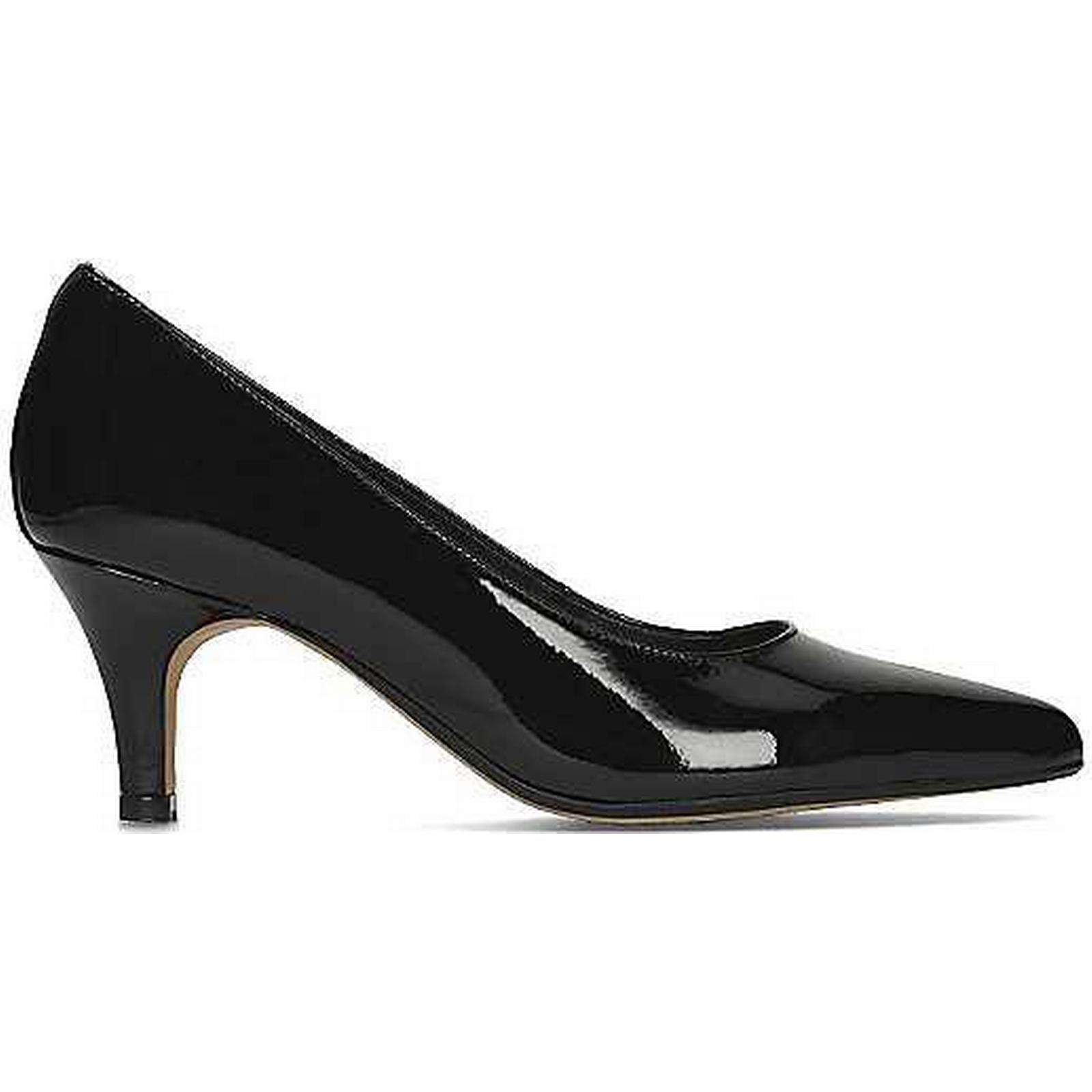 Clarks Heel Kitten Heel Clarks Court Shoes by Clarks 7fe72b