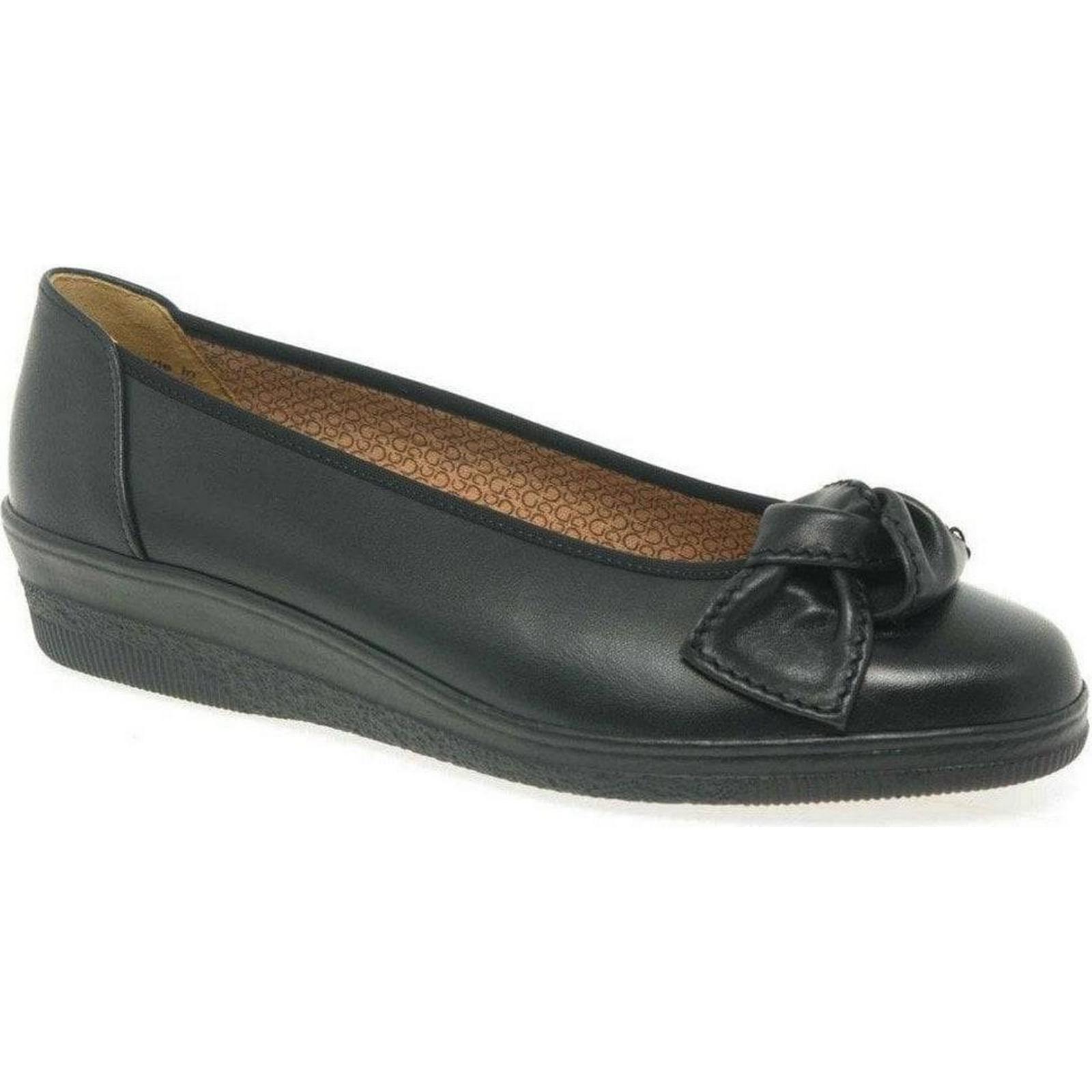 Gabor Colour: Lesley Womens Casual Shoes Colour: Gabor Black, Size: 3.5 6cfb62