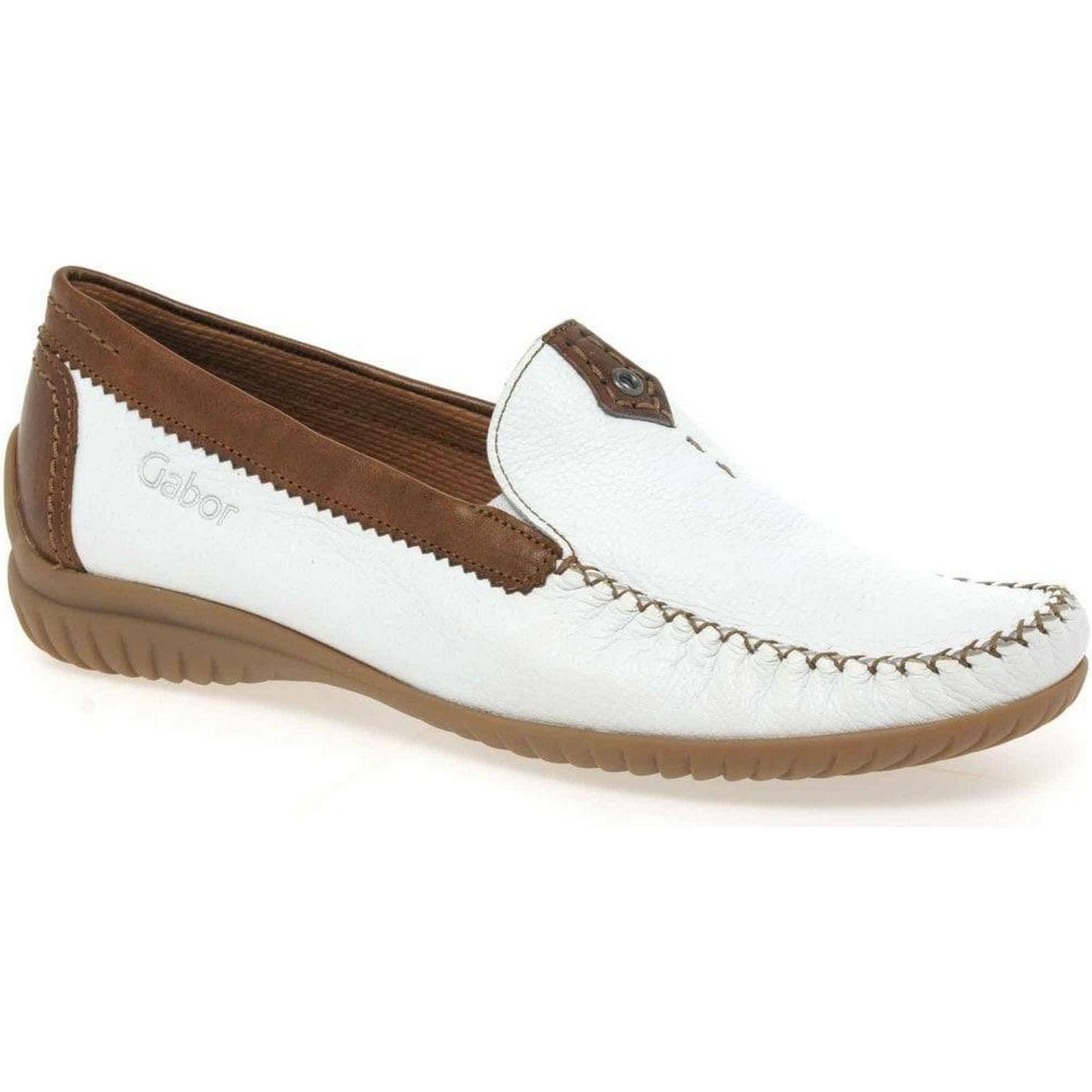 Gabor California 66.090 White Size: Casual Shoe Colour: White, Size: White 9 328055