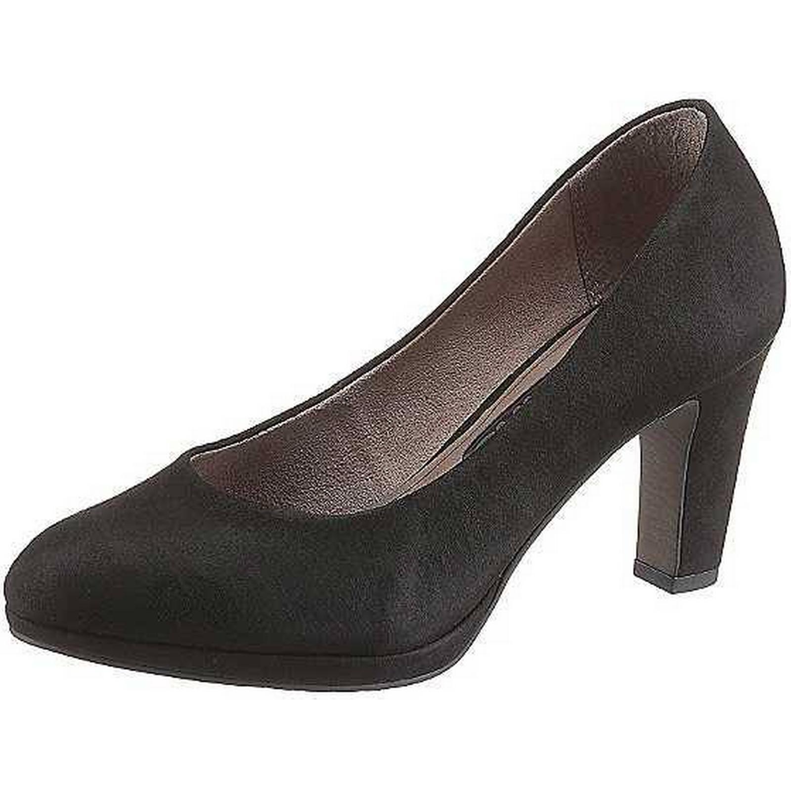 Tamaris Faux Suede Court Shoes reputation by Tamaris:Gentlemen/Ladies: Good global reputation Shoes 1d3d9a