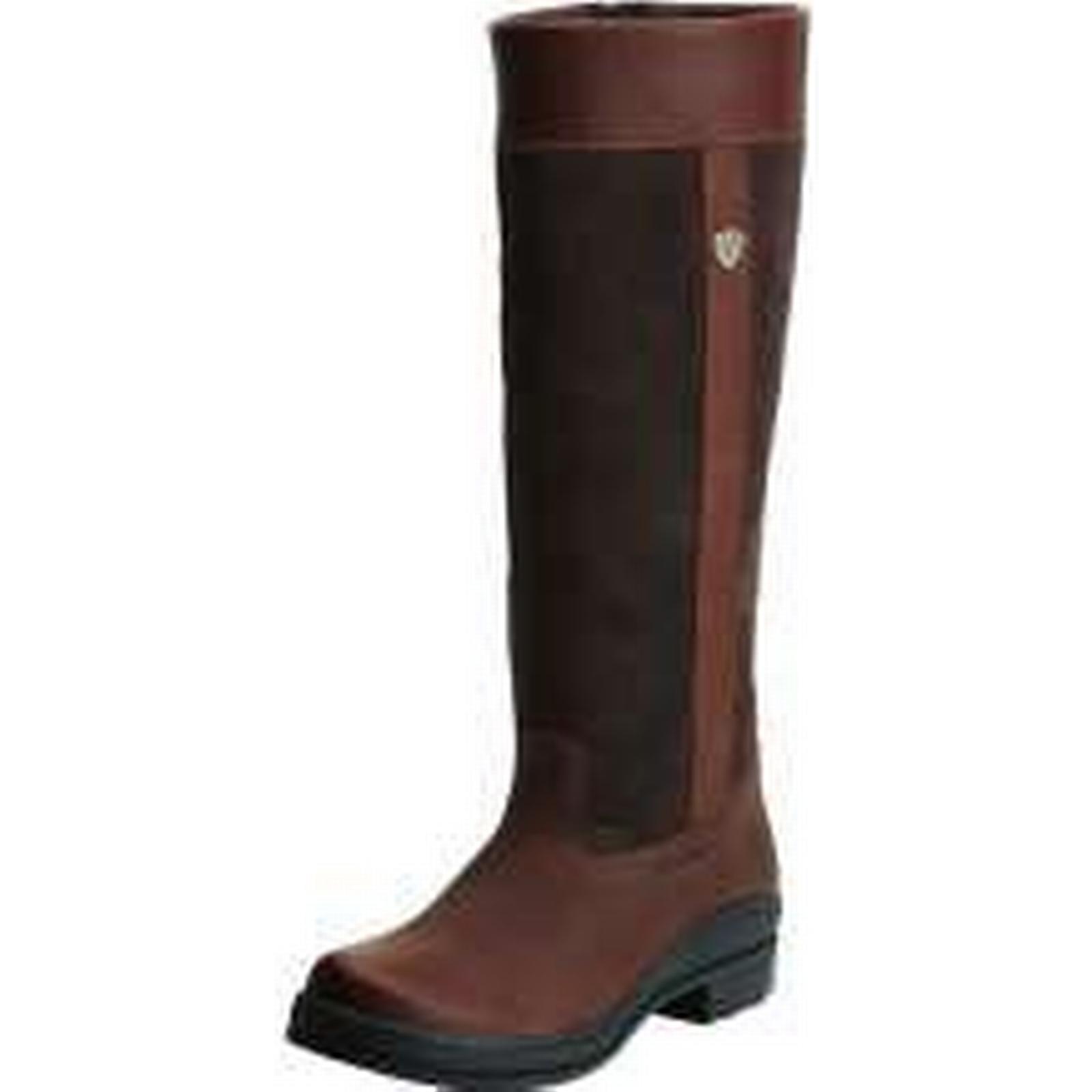 Ariat Windermere H2O Boots, Full Dark Brown, UK 7.5 Full Boots, Calf bcf99a