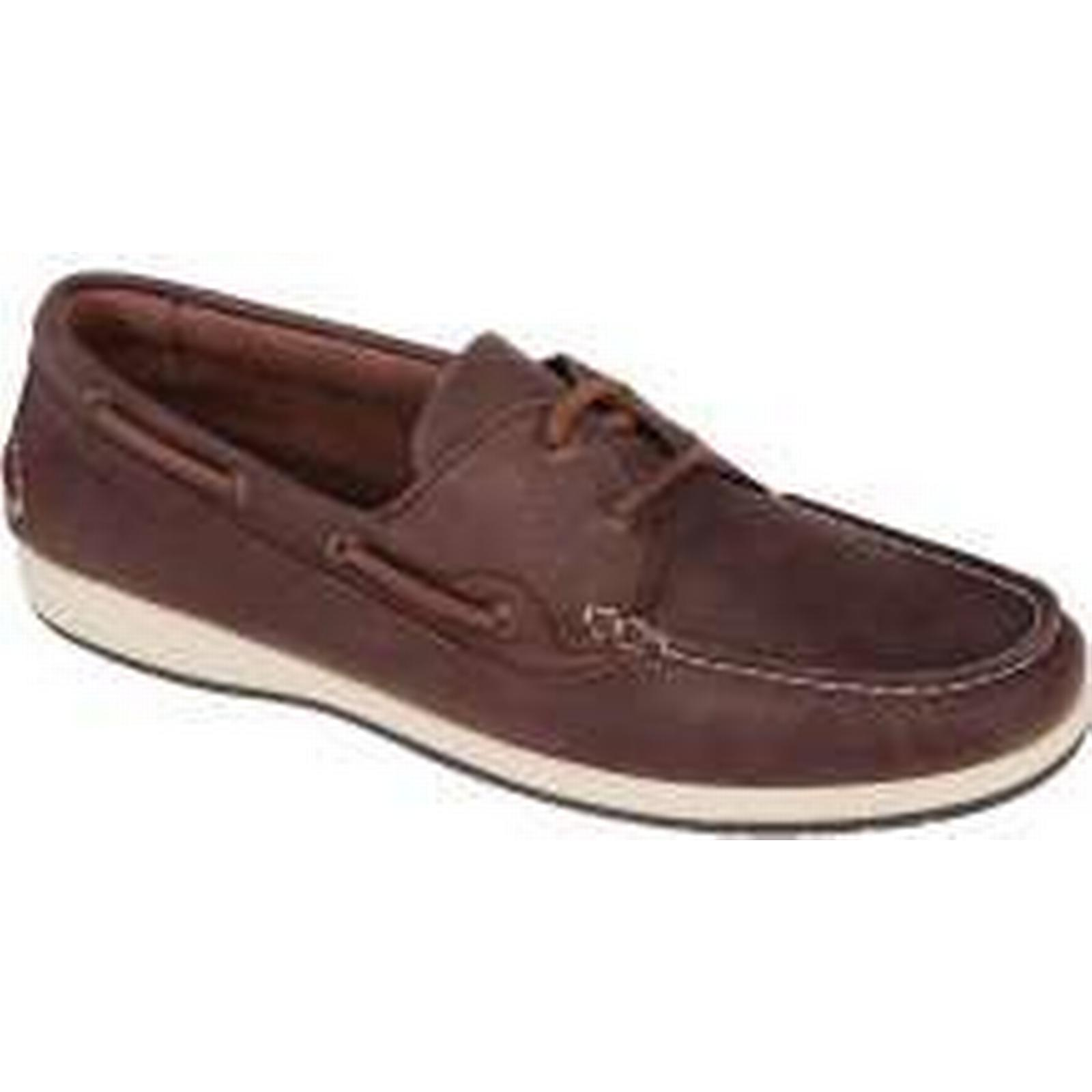 Dubarry Pacific Donkey X LT Deck Shoes, Donkey Pacific Brown, UK10 992e8f