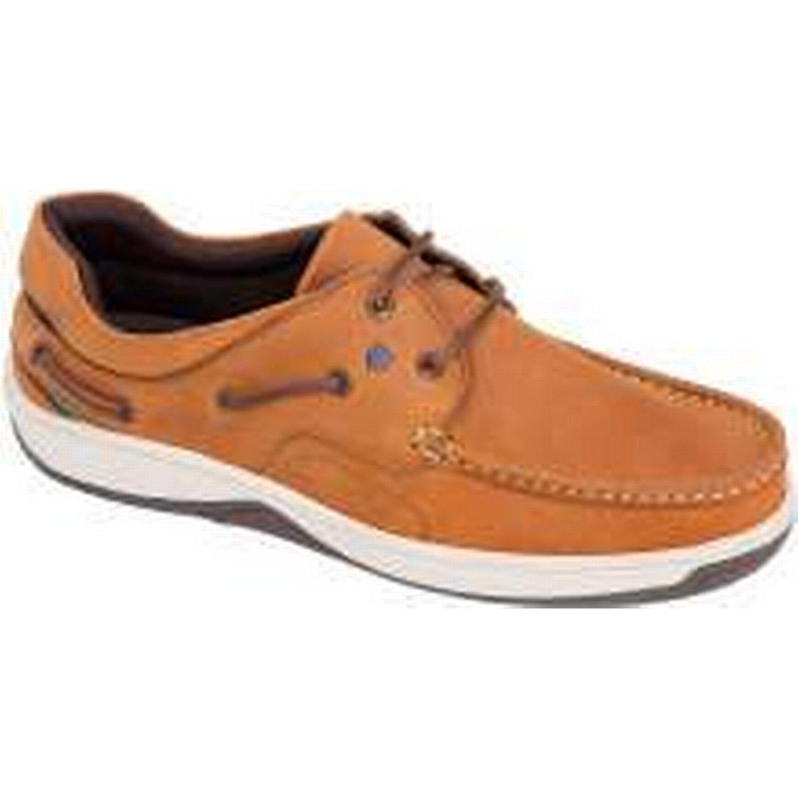 Dubarry UK11 Navigator Deck Shoes, Whiskey, UK11 Dubarry 213794