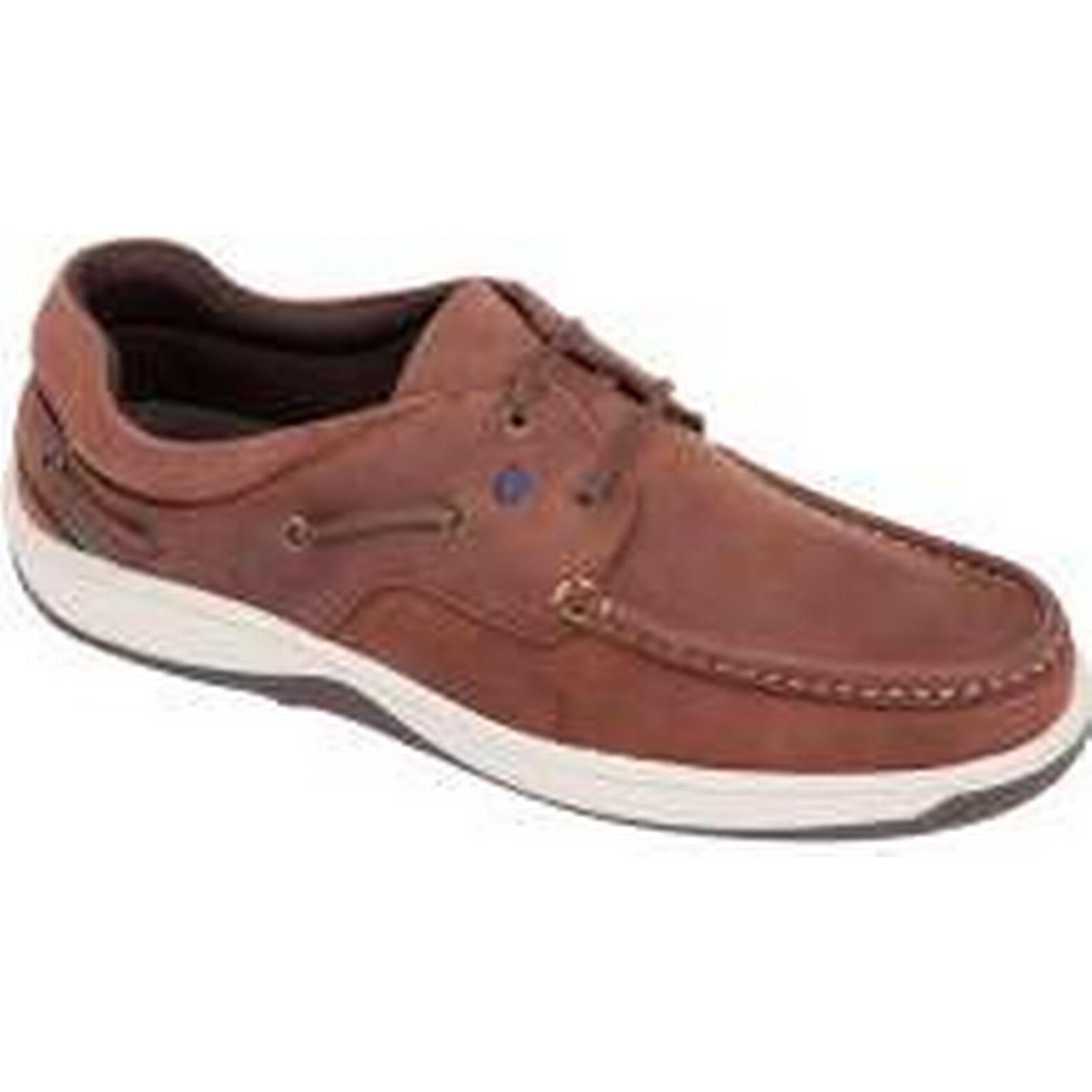 Dubarry Navigator Deck Shoes, Chestnut, Chestnut, Shoes, UK11 de237a