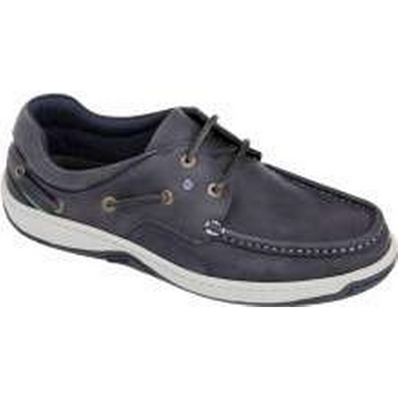 Dubarry UK10 Navigator Deck Shoes, Navy, UK10 Dubarry bf37a0