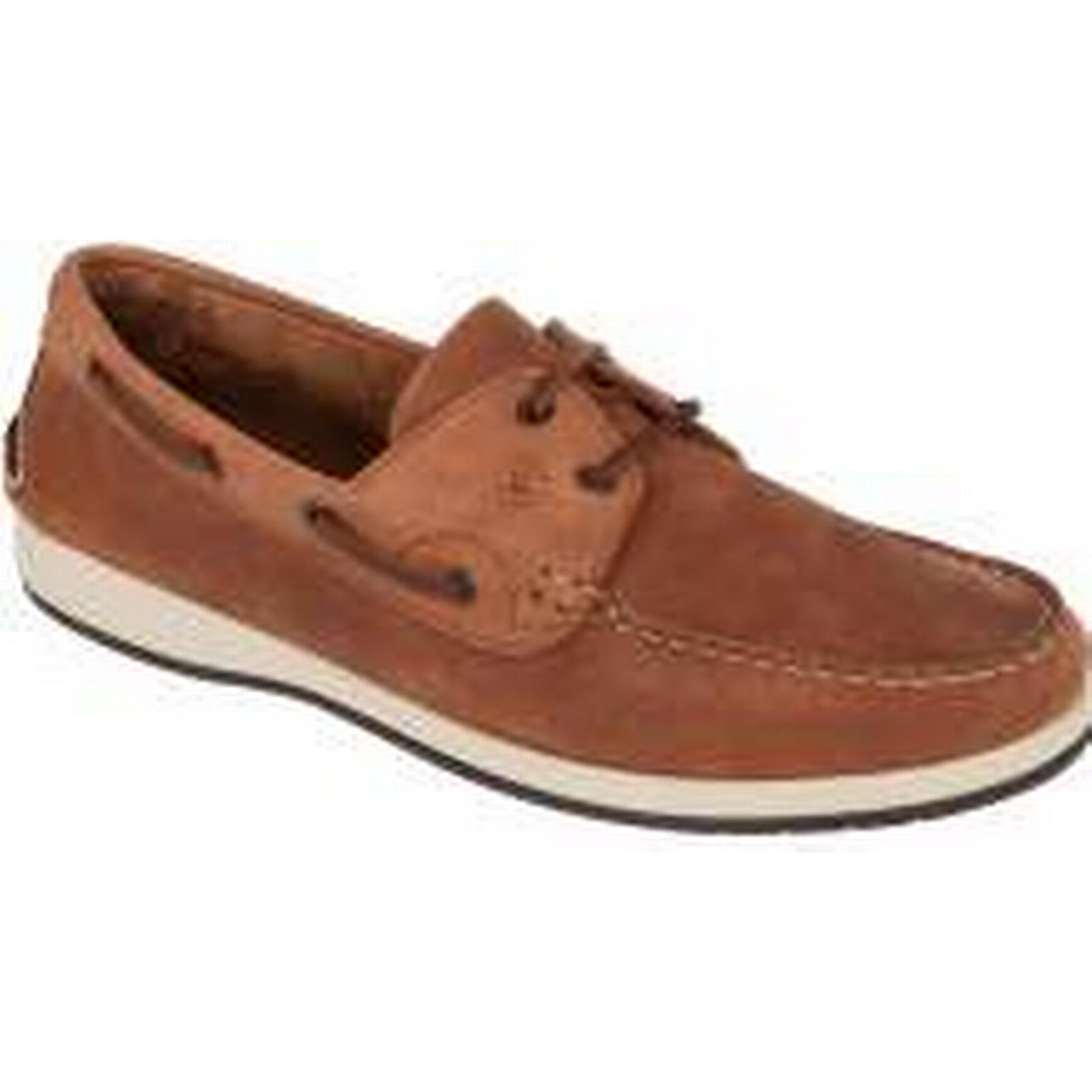 Dubarry Pacific X UK10.5 LT Deck Shoes, Chestnut, UK10.5 X 0e716b