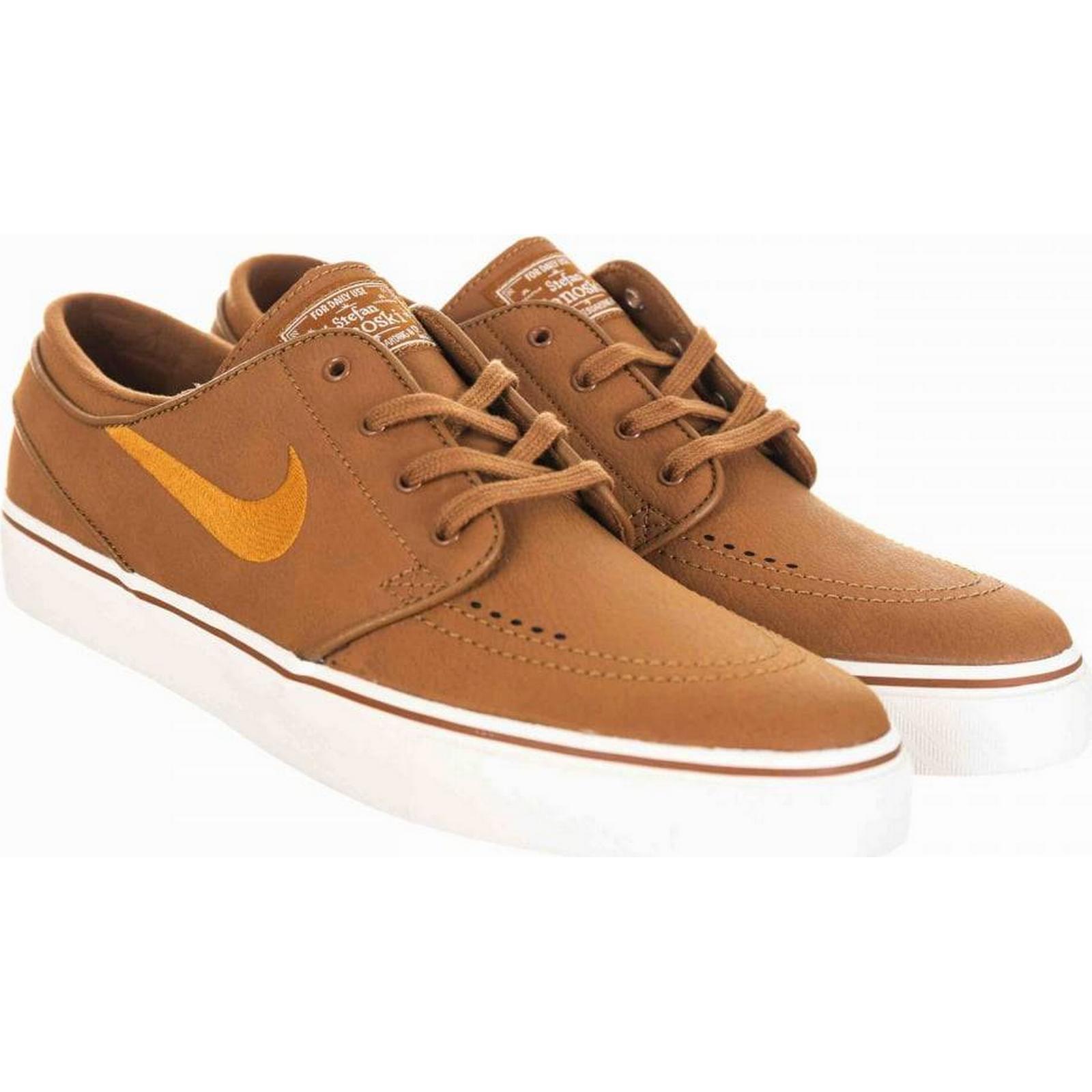 Nike SB Stefan Colour: Janoski Shoes - Ale Brown/Desert Ochre Colour: Stefan Ale Brow 9b975d