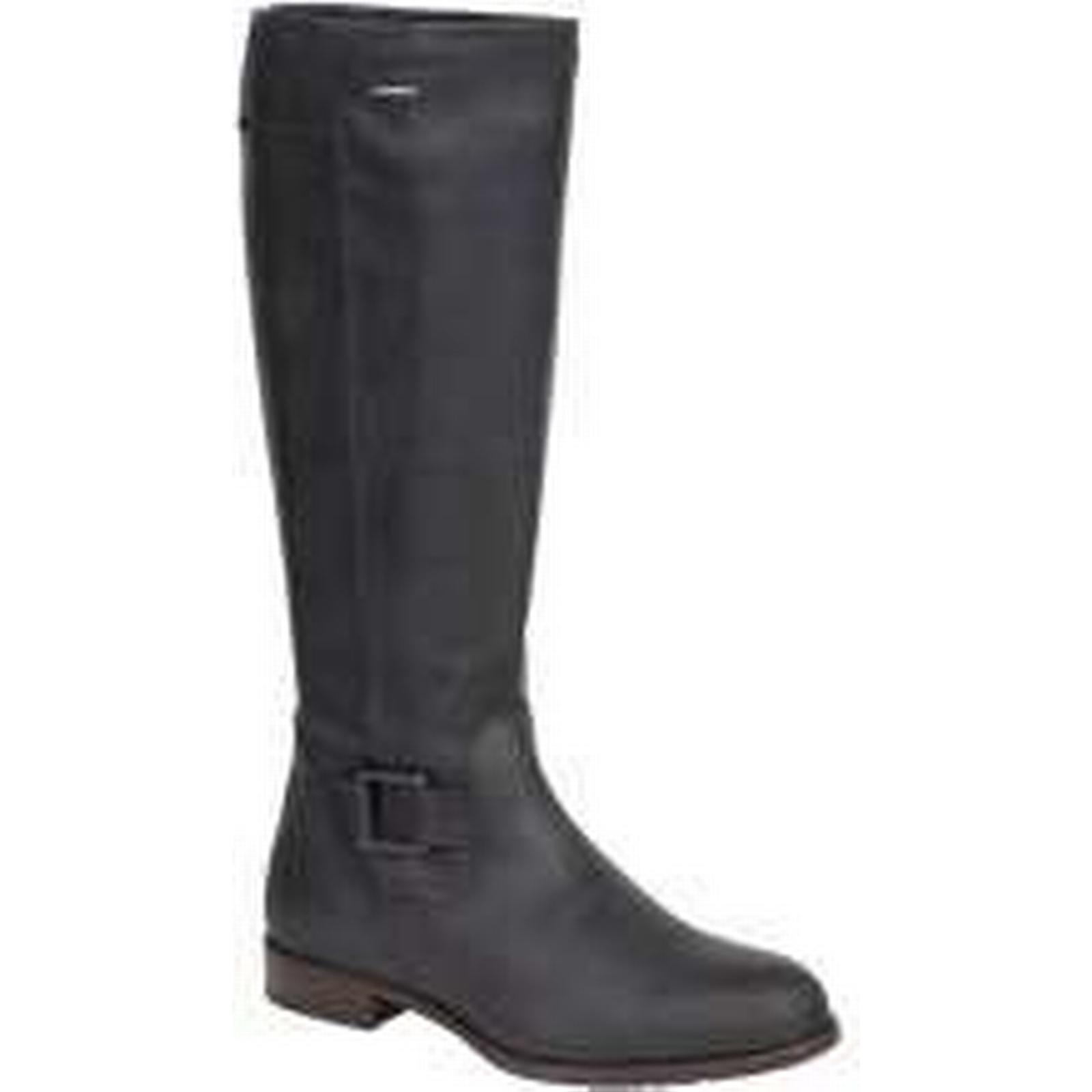 Dubarry Limerick Boots, Black, UK (EU36) 3.5 (EU36) UK 5a622e