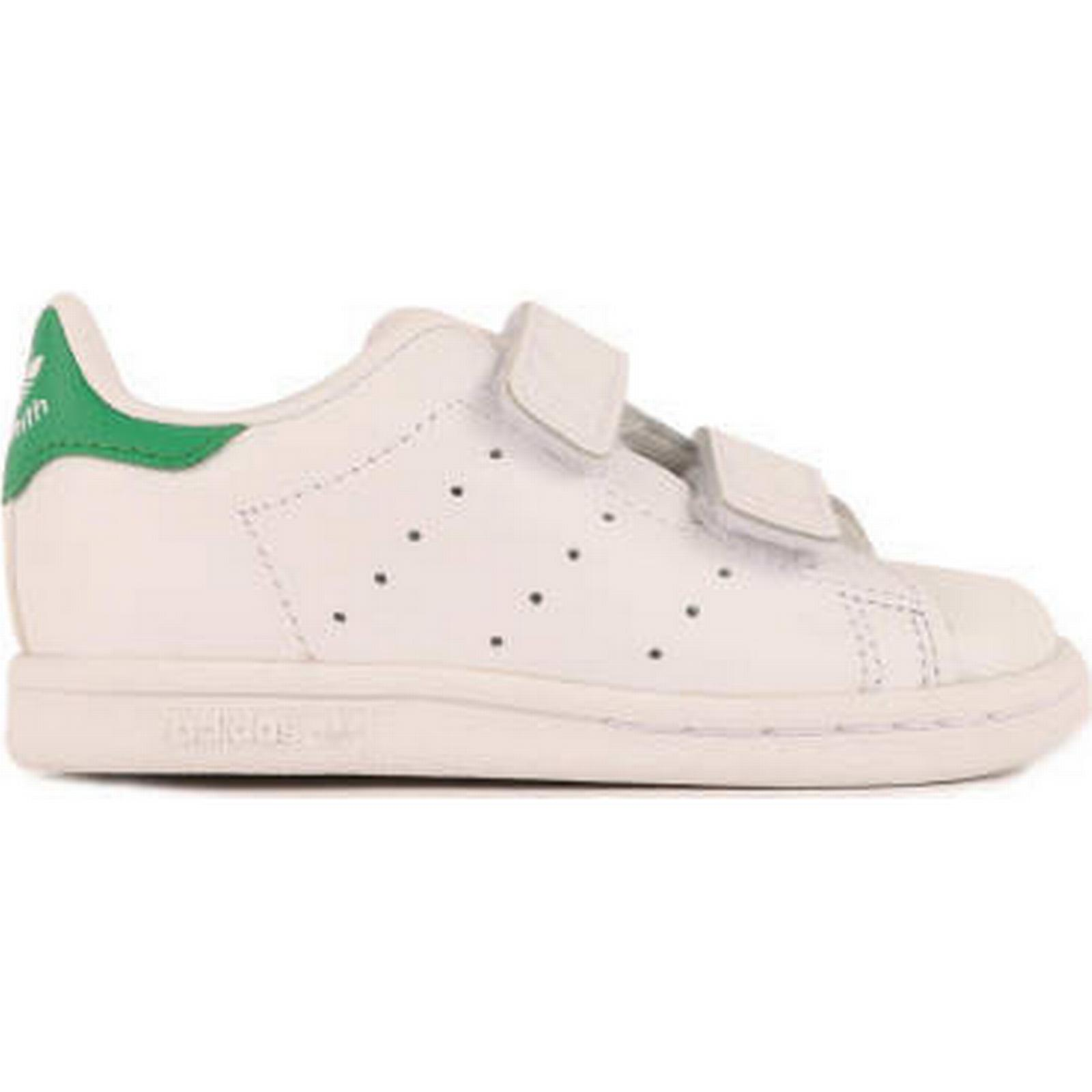 Two Trainers Strap Velcro Stan Smith Trainers Two ccc8e7
