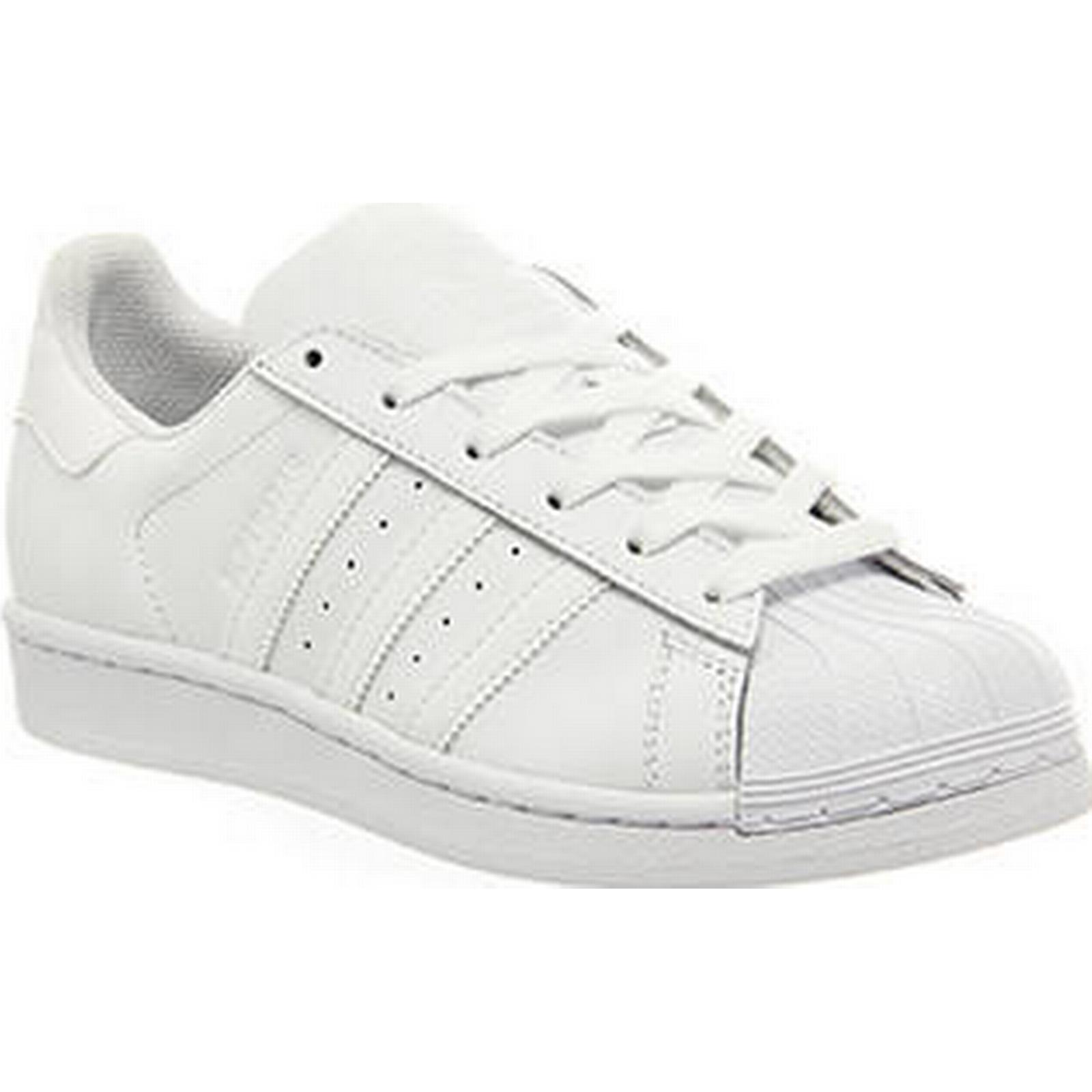 Adidas Superstar Superstar Adidas 1 WHITE MONO FOUNDATION e611d5