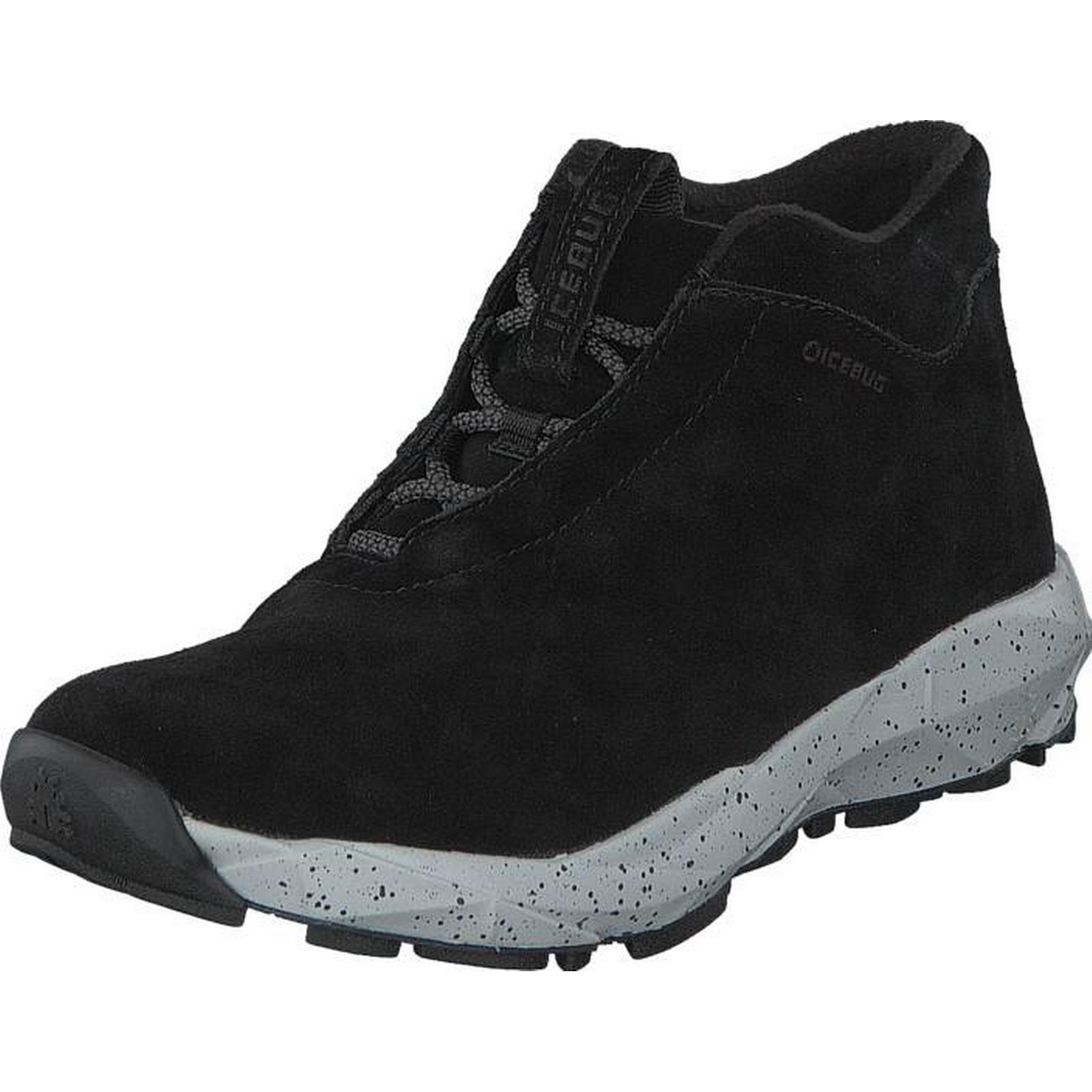 Icebug Now4 W BUGweb RB9X Black Black, Shoes, Shoes, Black, Boots & Chelseas, Hiking Boots, Black, Female, 37 93b948