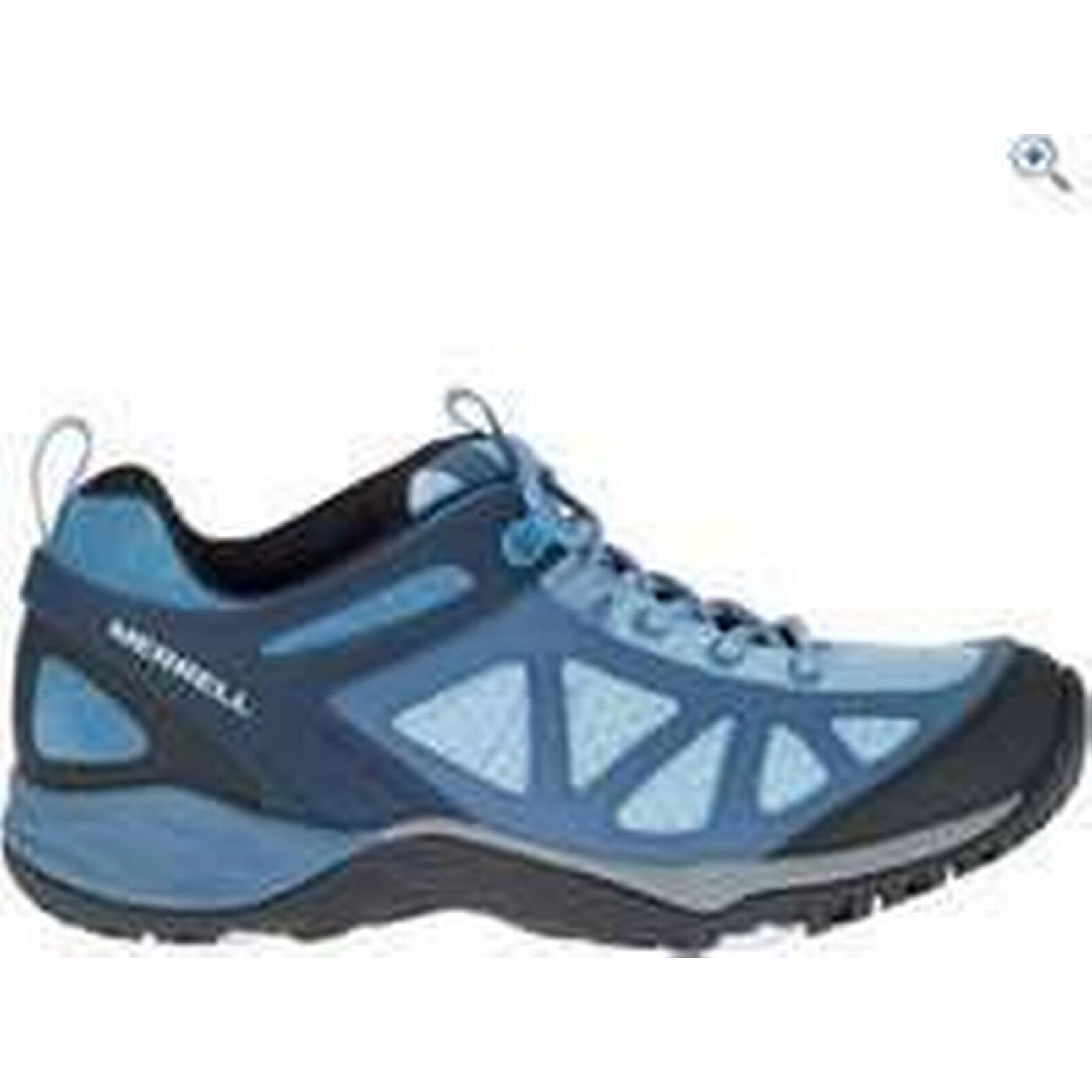 Merrell Hiking Women's Siren Sport Q2 Hiking Merrell Shoes - Size: 7 - Colour: Blue 7af064