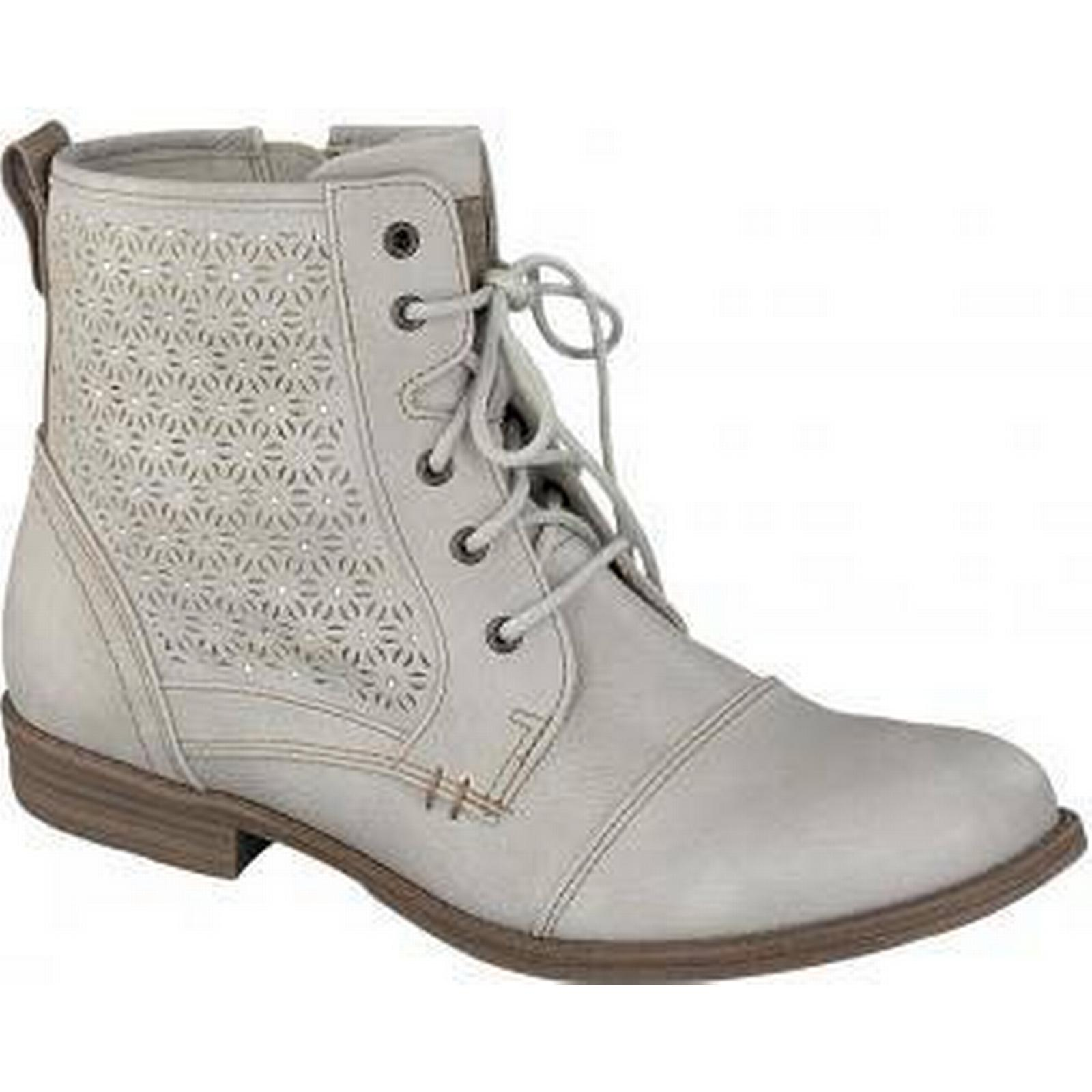 Man/Woman:Mustang Man/Woman:Mustang Man/Woman:Mustang Ankle Boots Halona:High Quality d1695c