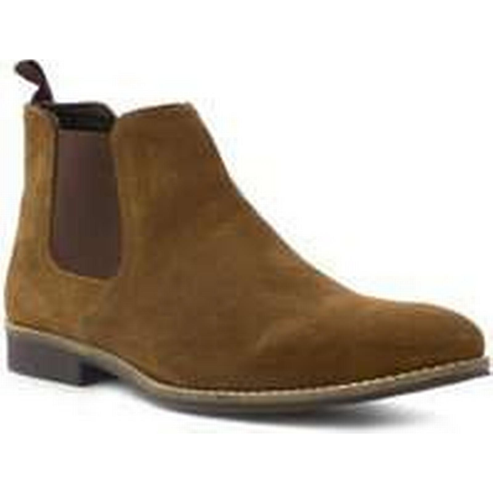 Red Tape Tan Mens Tan Tape Suede Chelsea Boot fd3f7f