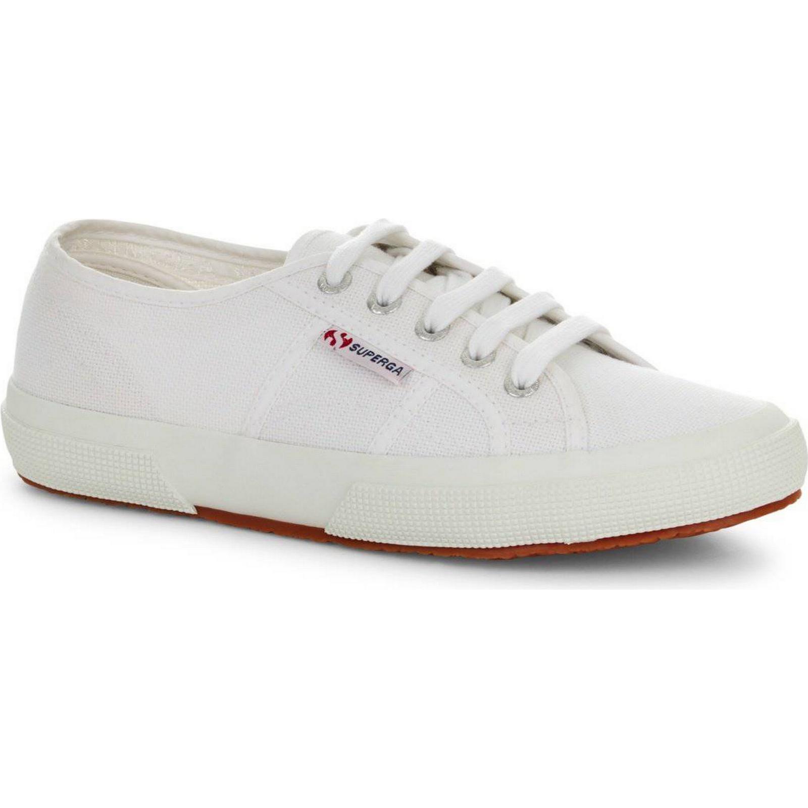 Superga (EU 2750 COTU CLASSIC 7 (EU Superga 41) White 046f2d
