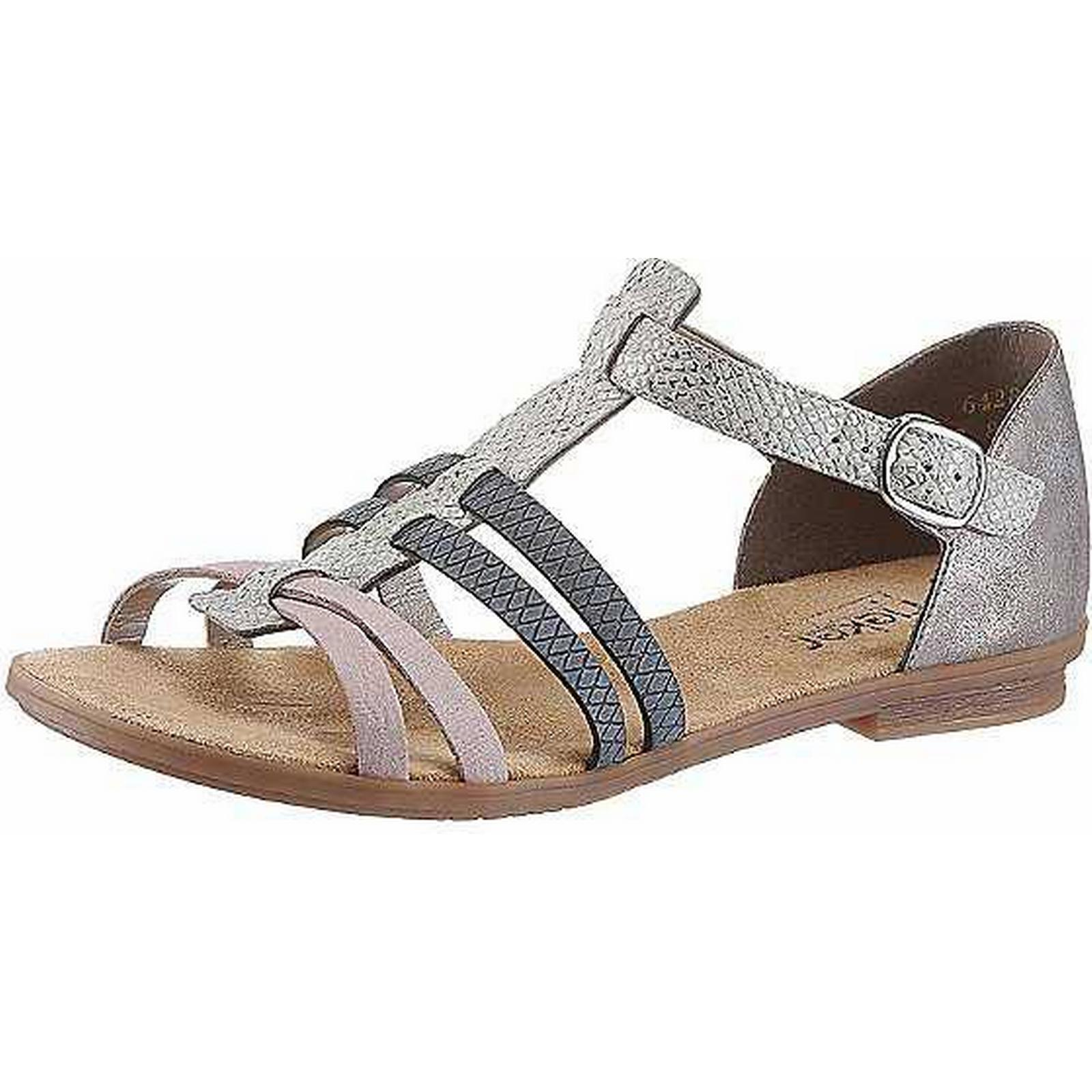 Rieker Reptile Embossed Sandals Excellent by Rieker-Man/Woman- Excellent Sandals Value 1d13b8
