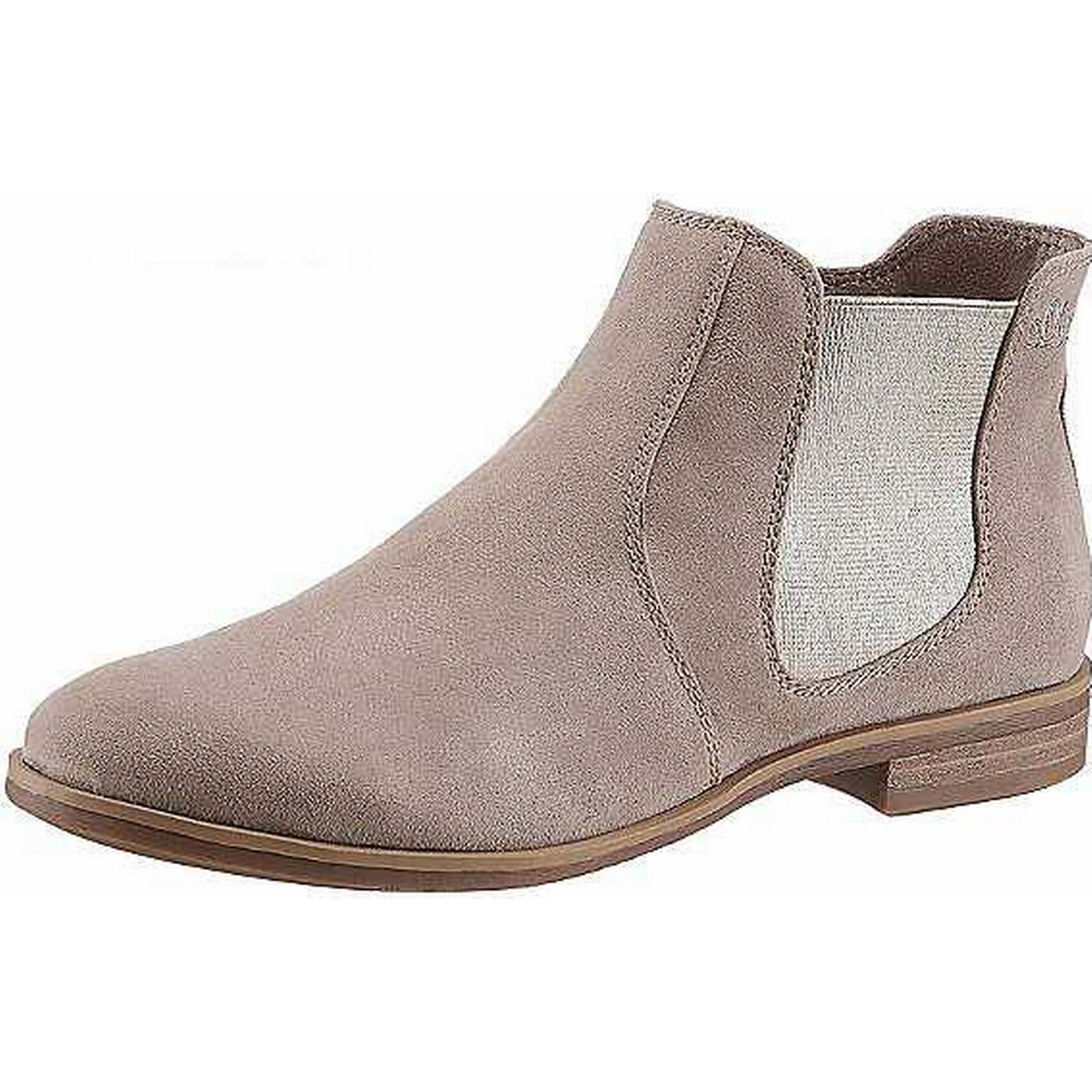 S.Oliver RED LABEL Faux Medium Suede Chelsea Boots by s.Oliver:Gentleman/Lady: Medium Faux price 8e4207