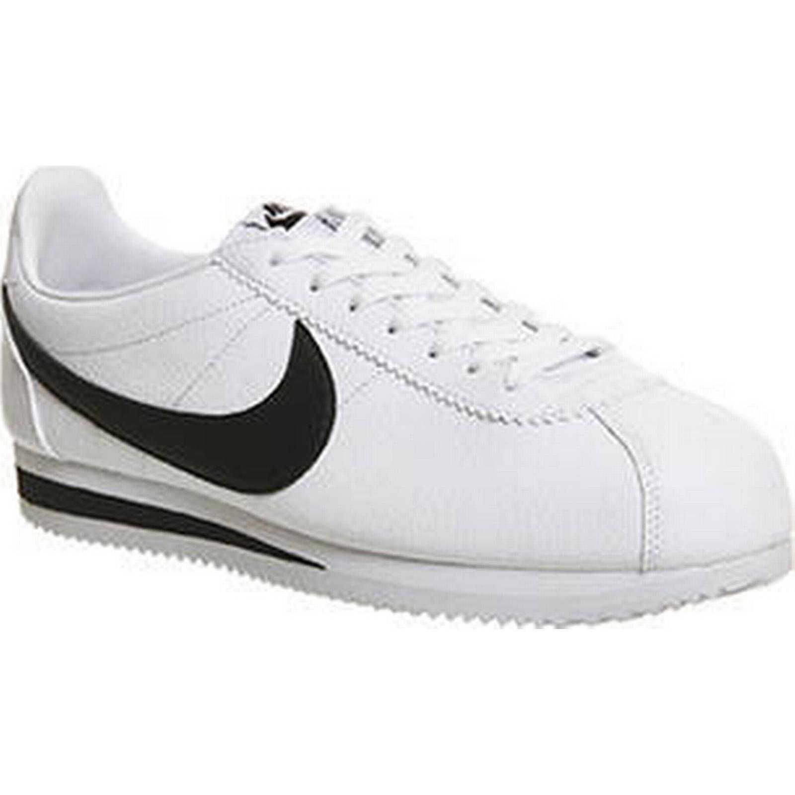online store 8001e 093ea sweden chaussure nike classic cortez pour femme 512e6 a10d0  official nike  cortez classic cortez nike og noir blanc d15be6 en cuir noir og 34568c 11565