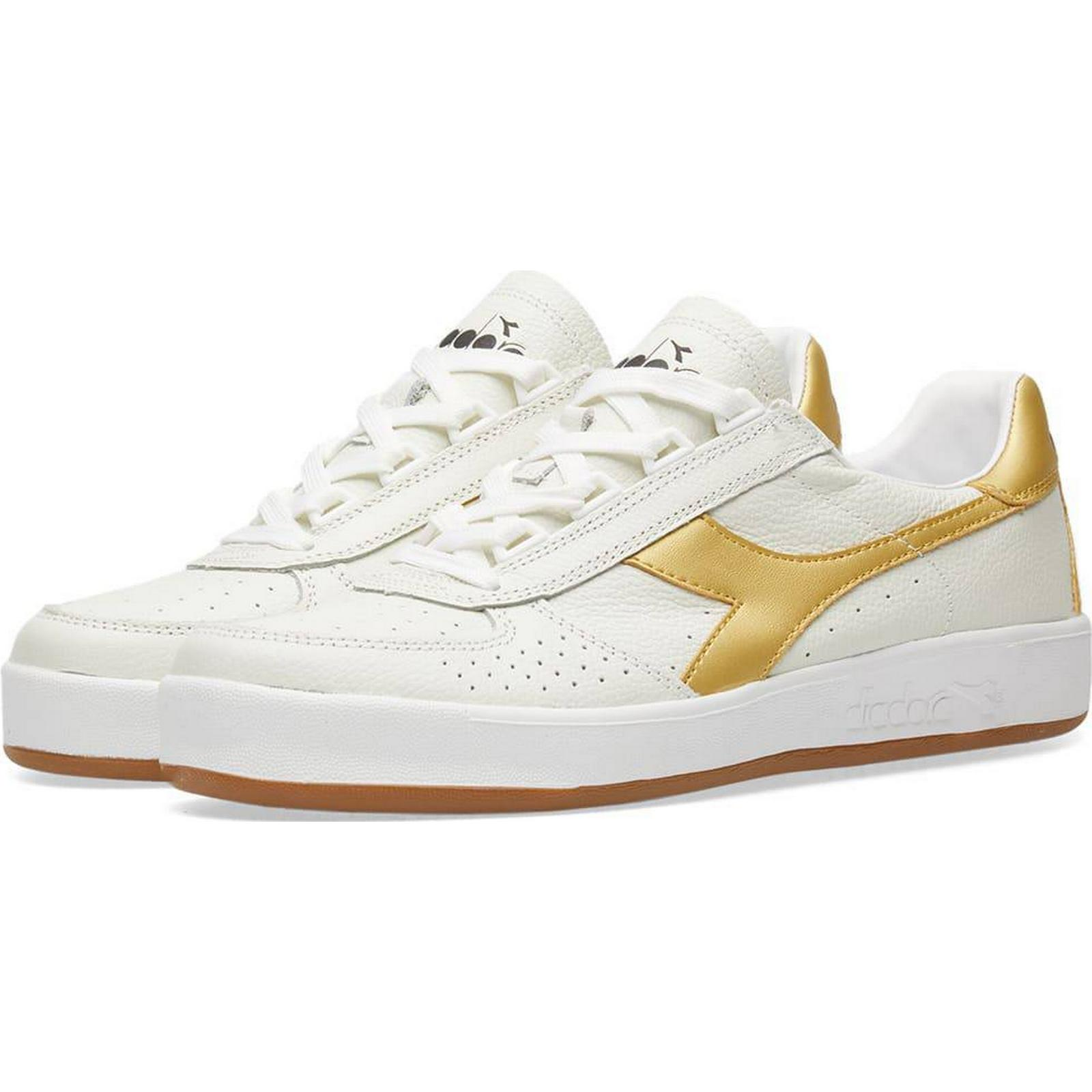 Man/Woman:Diadora L B.Elite L Man/Woman:Diadora White:elegant form 50cf28