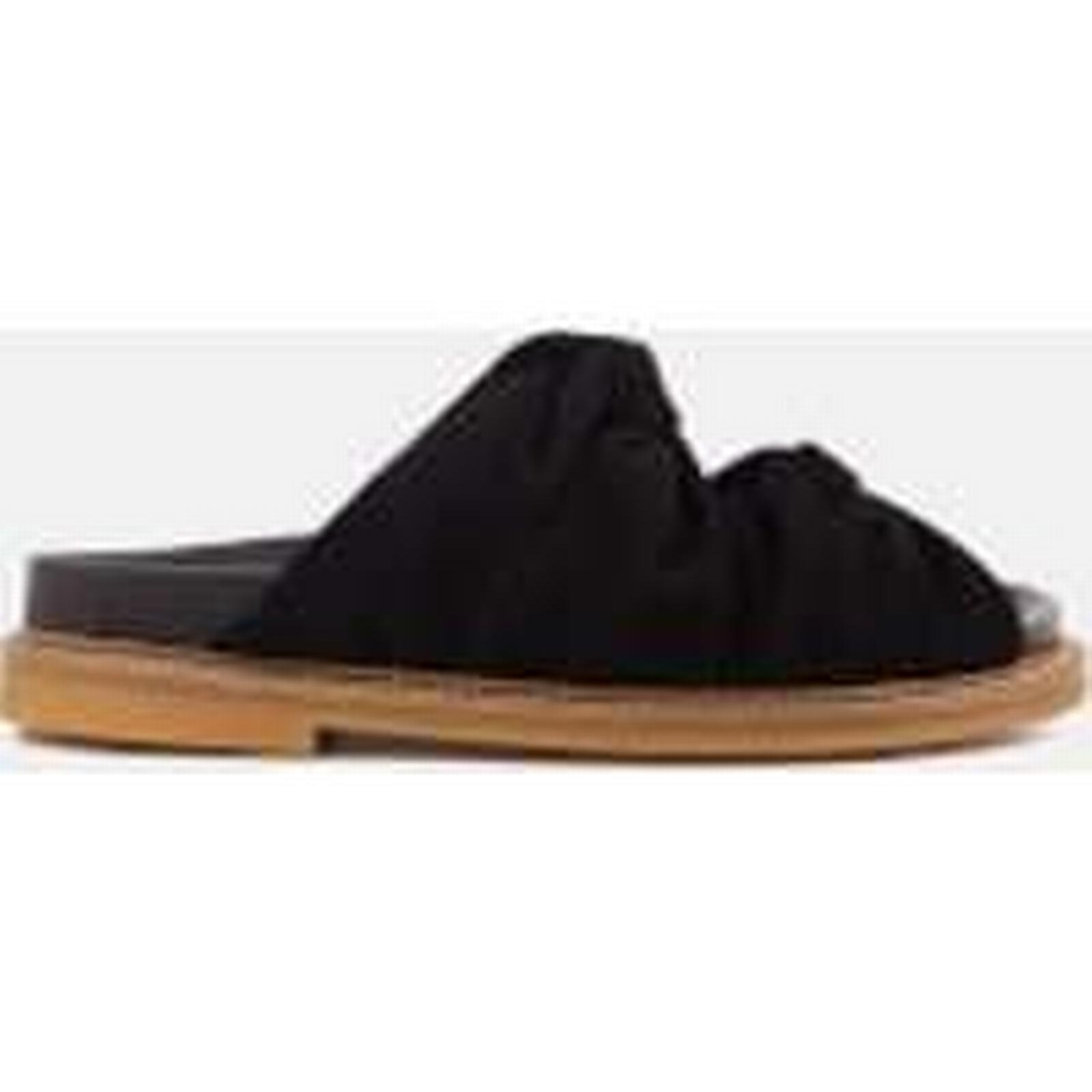 Ganni Women's Anoush Sandals - - Black - UK 3 - Sandals Black 610e2c