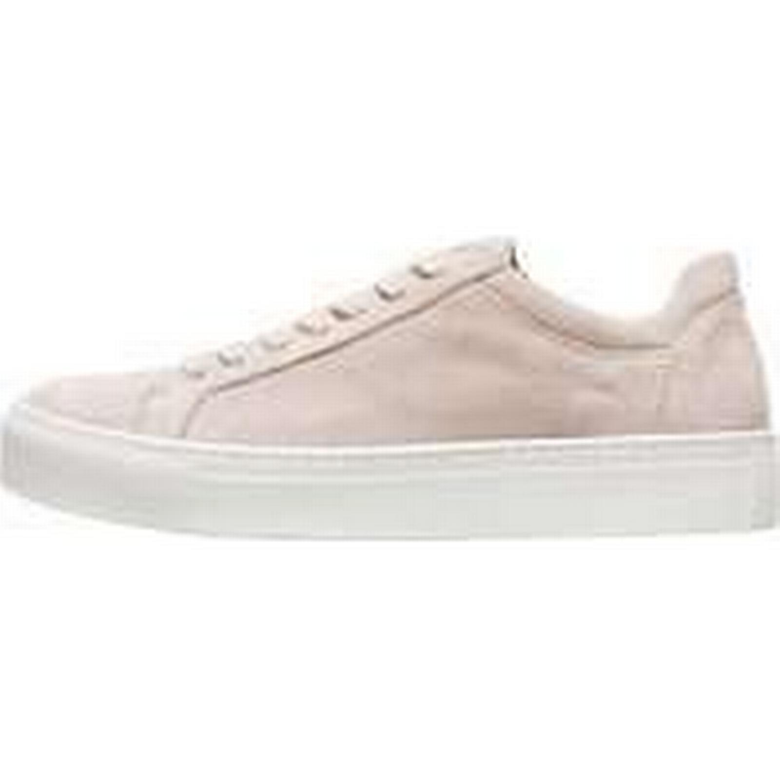 SELECTED Suede - Women Trainers Women - Pink (41) 10a975