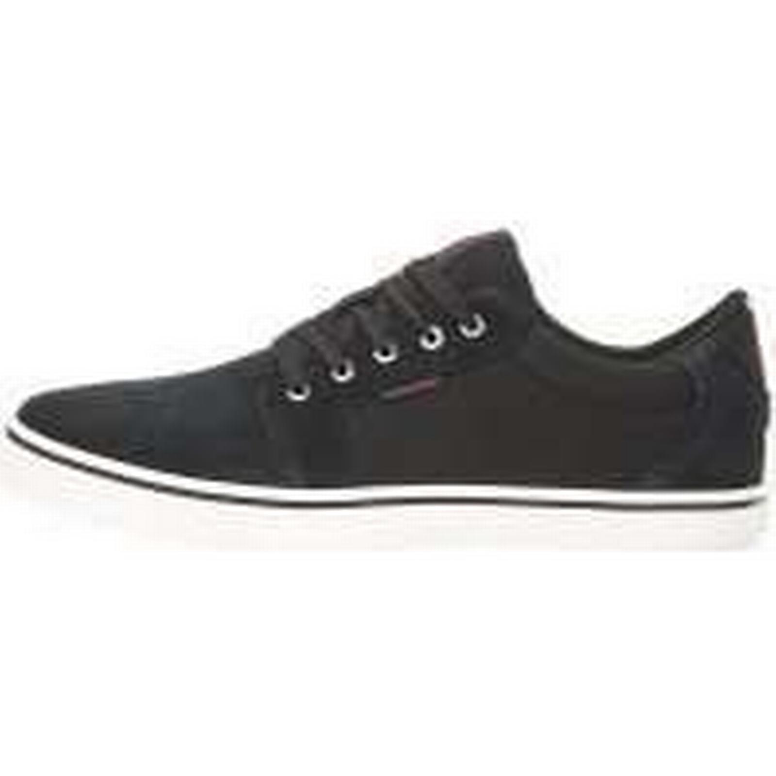 JACK Men & JONES Casual Sneakers Men JACK Black (40)/Man/Woman/ Unusual fad360