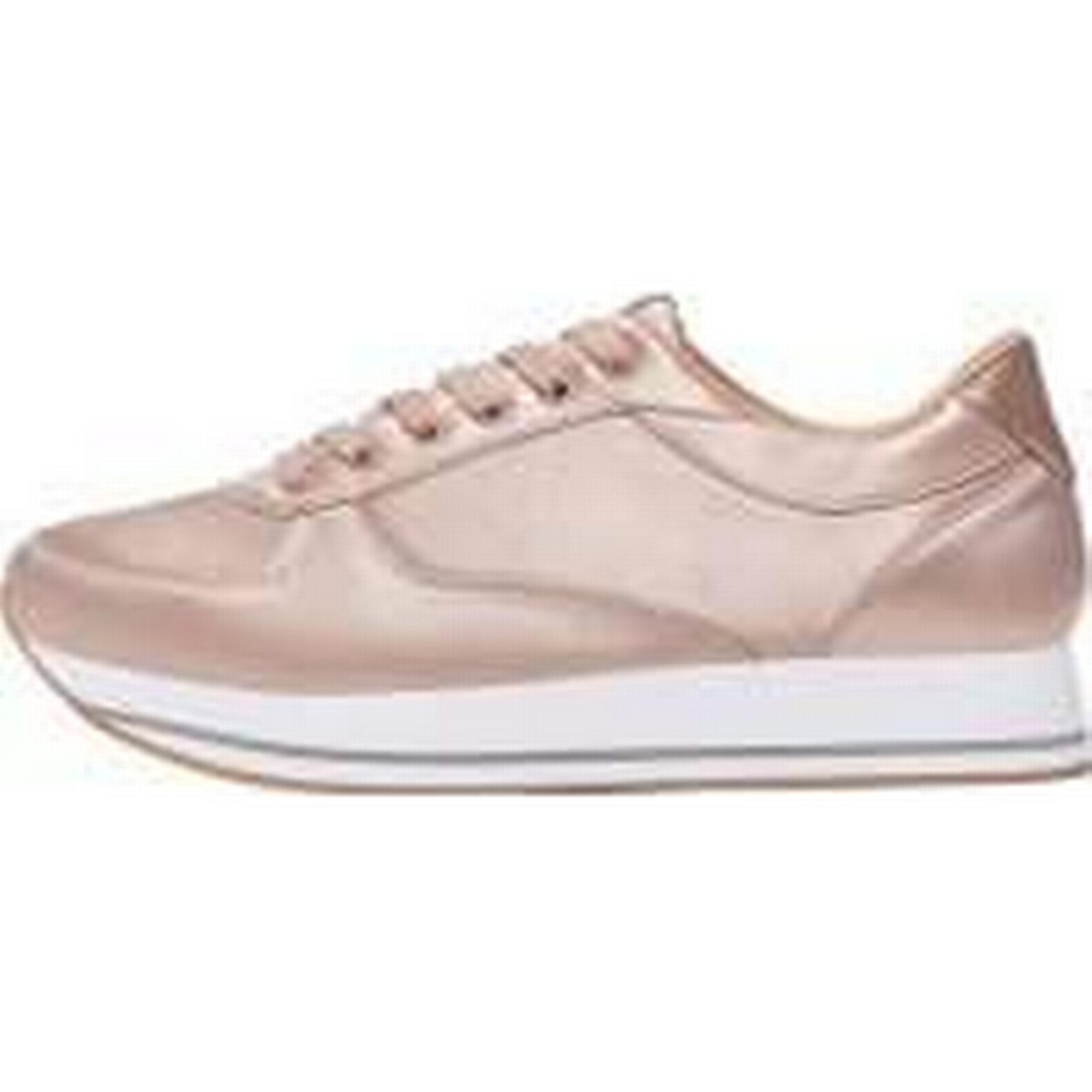 ONLY (39) Shiny Sneakers Women Pink (39) ONLY 2cf525