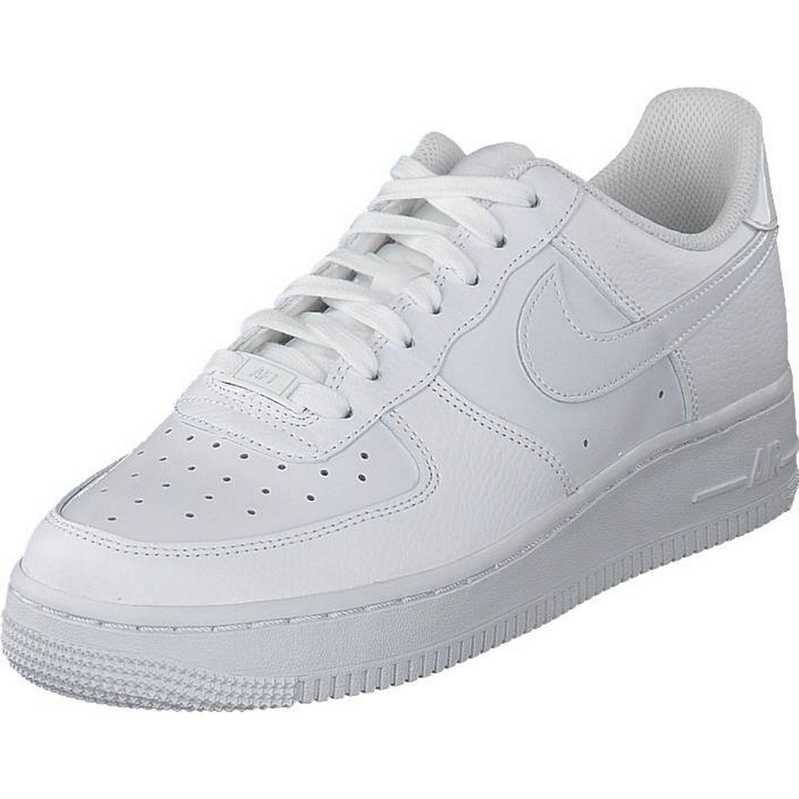 Mr/Ms < Nike Wmns White/white, Air Force 1 &#x27;07 White/white, Wmns Shoes, Trainers &amp; Sport Shoes , Trainers, White, Female, 38 < Clearance Sale 7e69d5