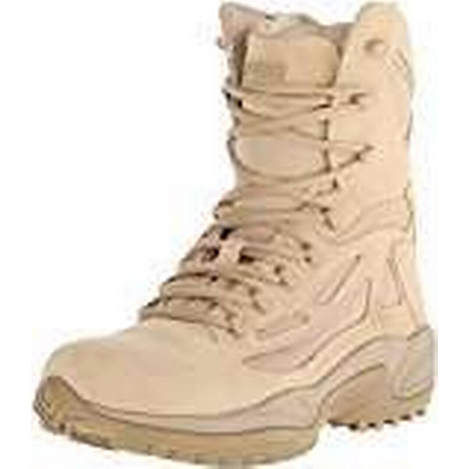 Reebok Zip Men's Rapid Response 8-Inch Zip Reebok Boots - Tan, Size 8 d5c974