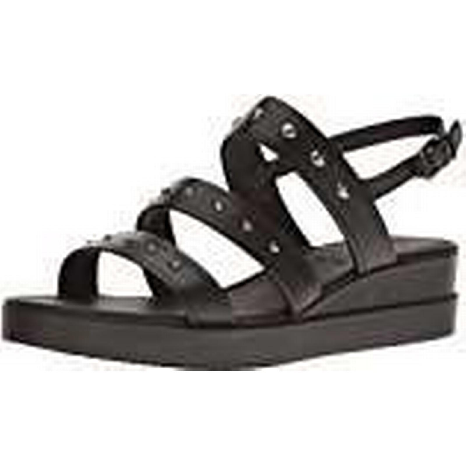 ECCO Open Women's Touch Sandal Plateau Open ECCO Toe Sandals, Black (1001BLACK), 41 EU 797705