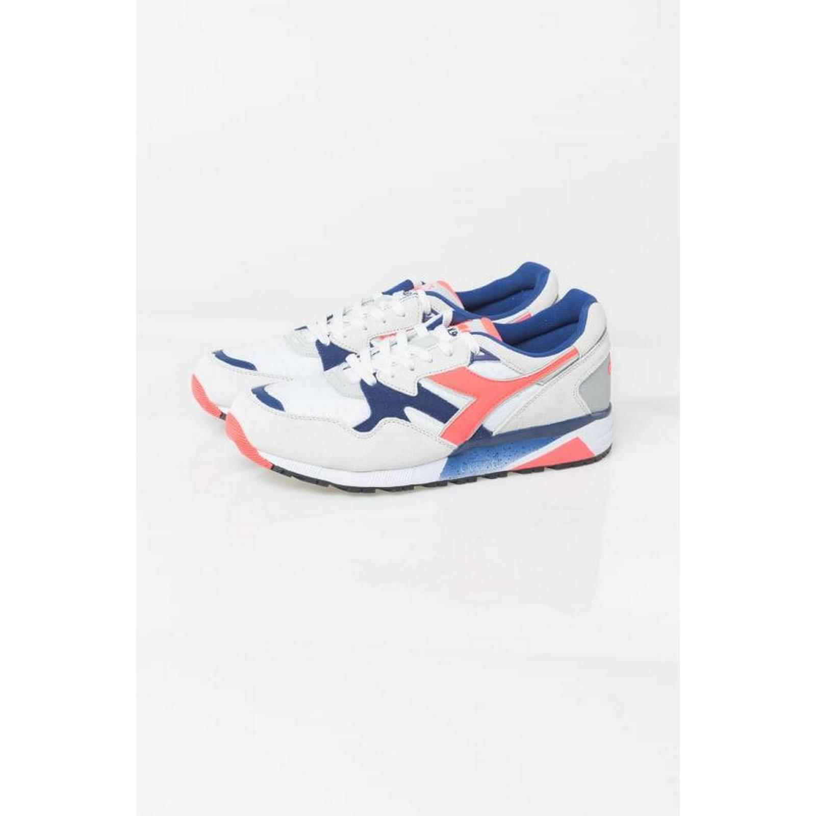 Diadora N9002 Trainers - Size: White UK Shoe Size: - 8 fa23a5