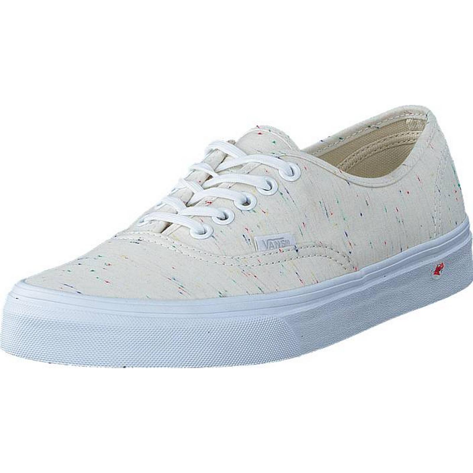Vans UA Authentic cream/true white, Shoes, Trainers & Sport Shoes Shoes Sport , Low-top Trainers, White, Female, 41 adf684