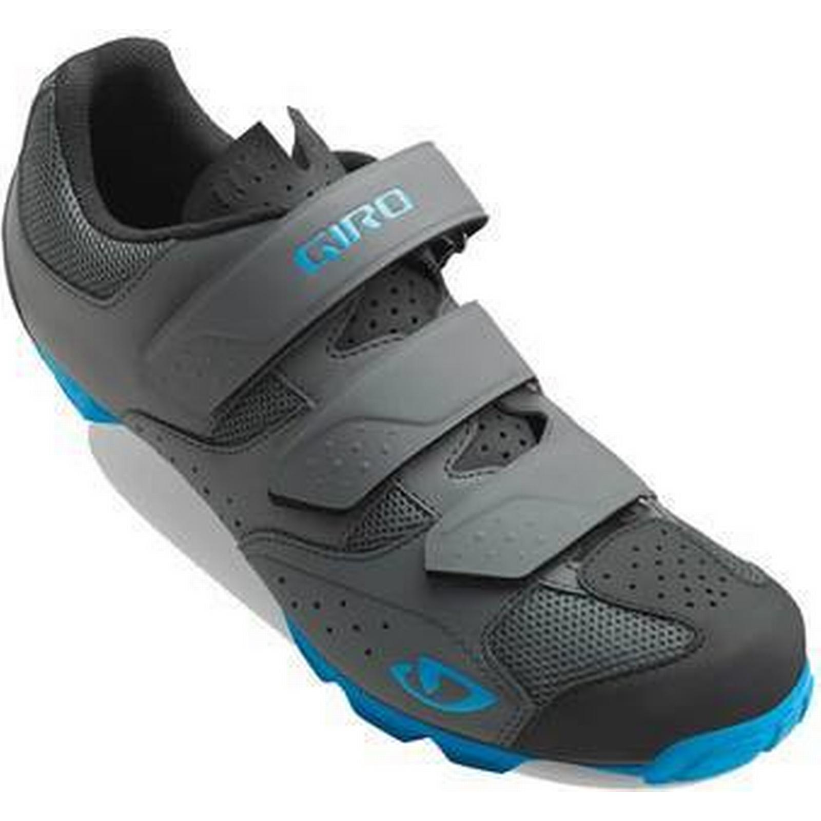 Giro Carbide Shoes R II MTB Cycling Shoes Carbide | Grey/Blue - 46 b51ce7