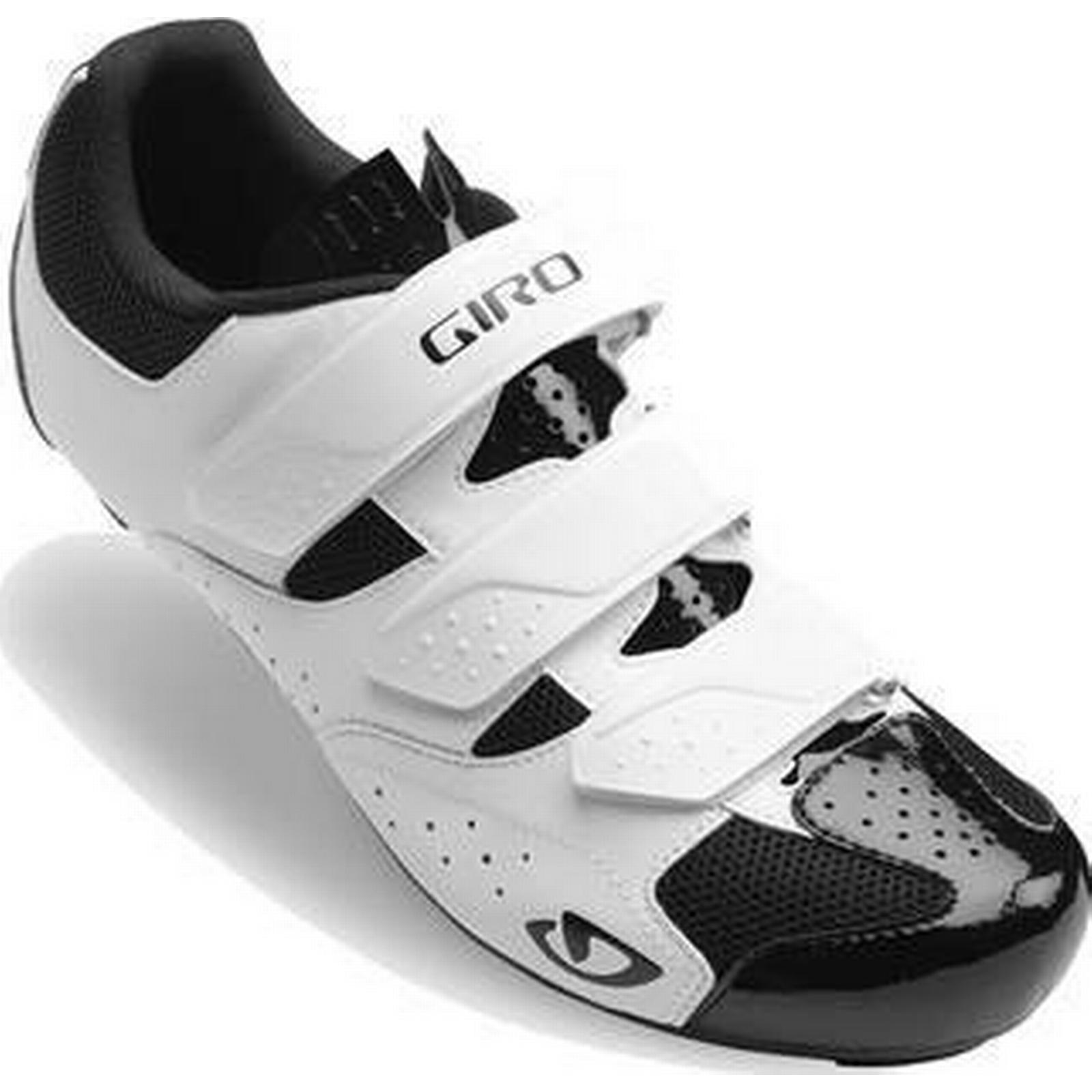 Giro Techne | Road Cycling Shoes | Techne White/Black - 42 e57c44