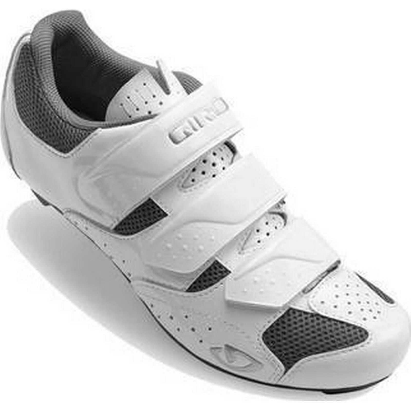 Giro Techne | Women's Road Cycling Shoes | Techne White/Silver - 38 90ad6f
