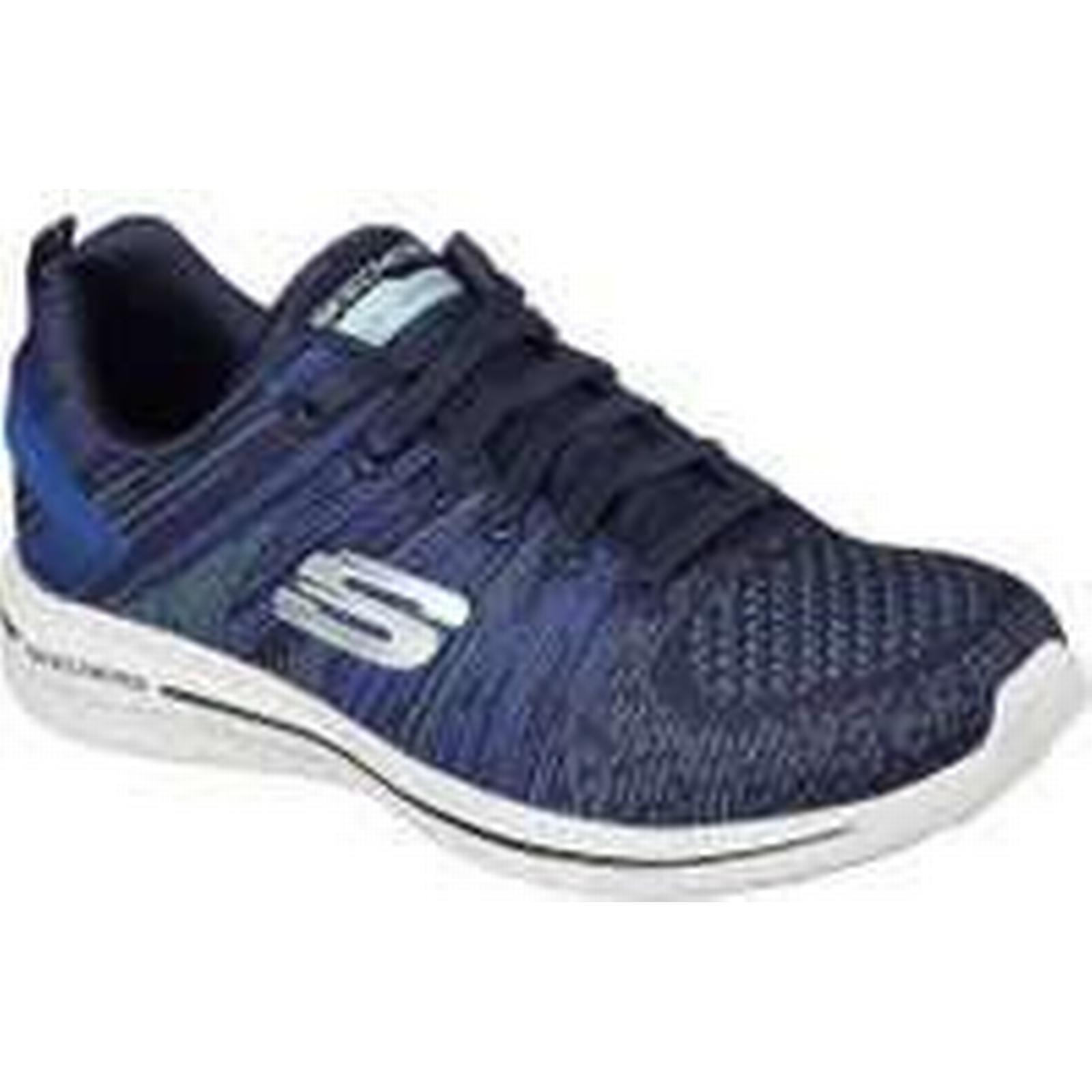 Skechers Burst - 2.0 Ladies Walking Shoes - Burst Navy/Blue, 7 UK 21b394