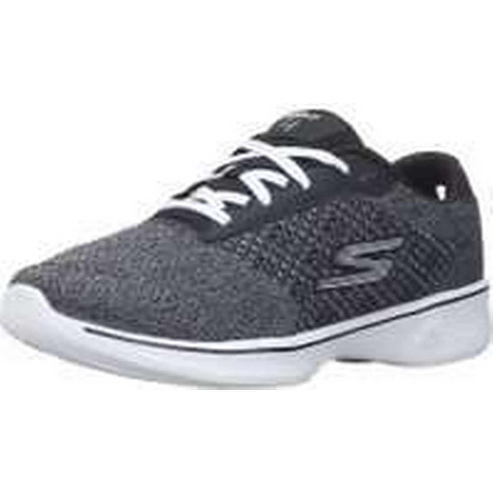 Skechers Go Walking Walk 4 Exceed Ladies Walking Go Shoes SS17 - Black/White, 7.5 UK 84639e