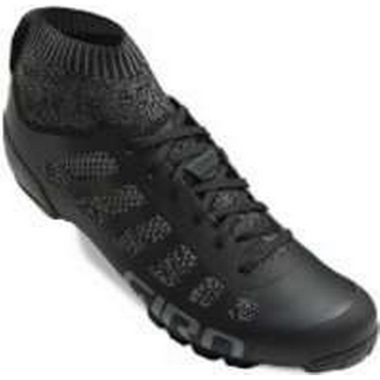 Giro Empire VR70 MTB Cycling Shoes 41.5/UK - Black/Charcoal - EU 41.5/UK Shoes 7.5 - Black 55026c