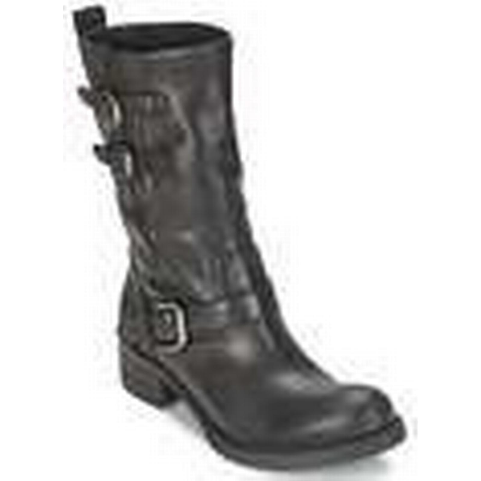 JFK  Mid GUANTP  women's Mid  Boots in Black 01db18