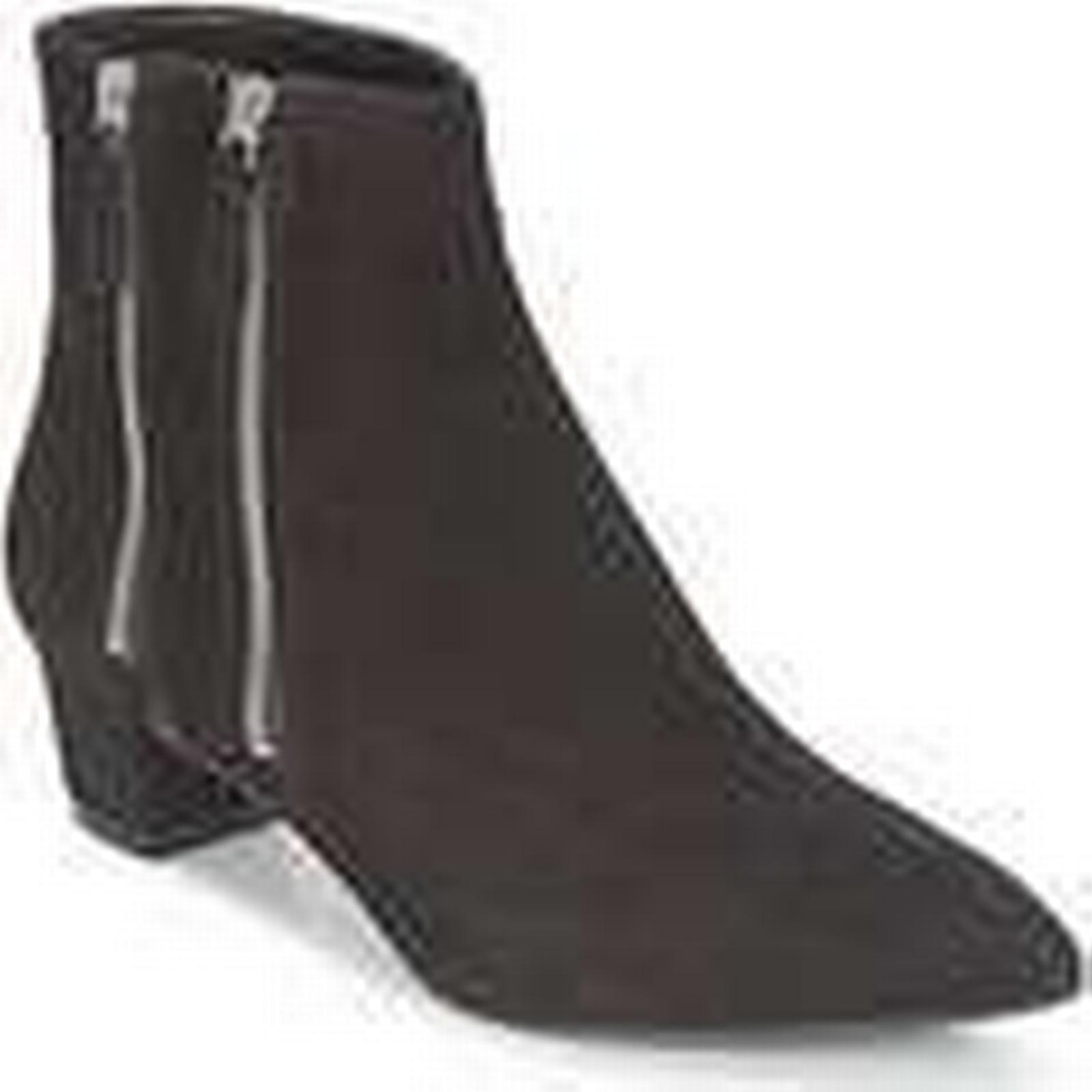 Nine West  TUNICA  women's Black Low Ankle Boots in Black women's 878794