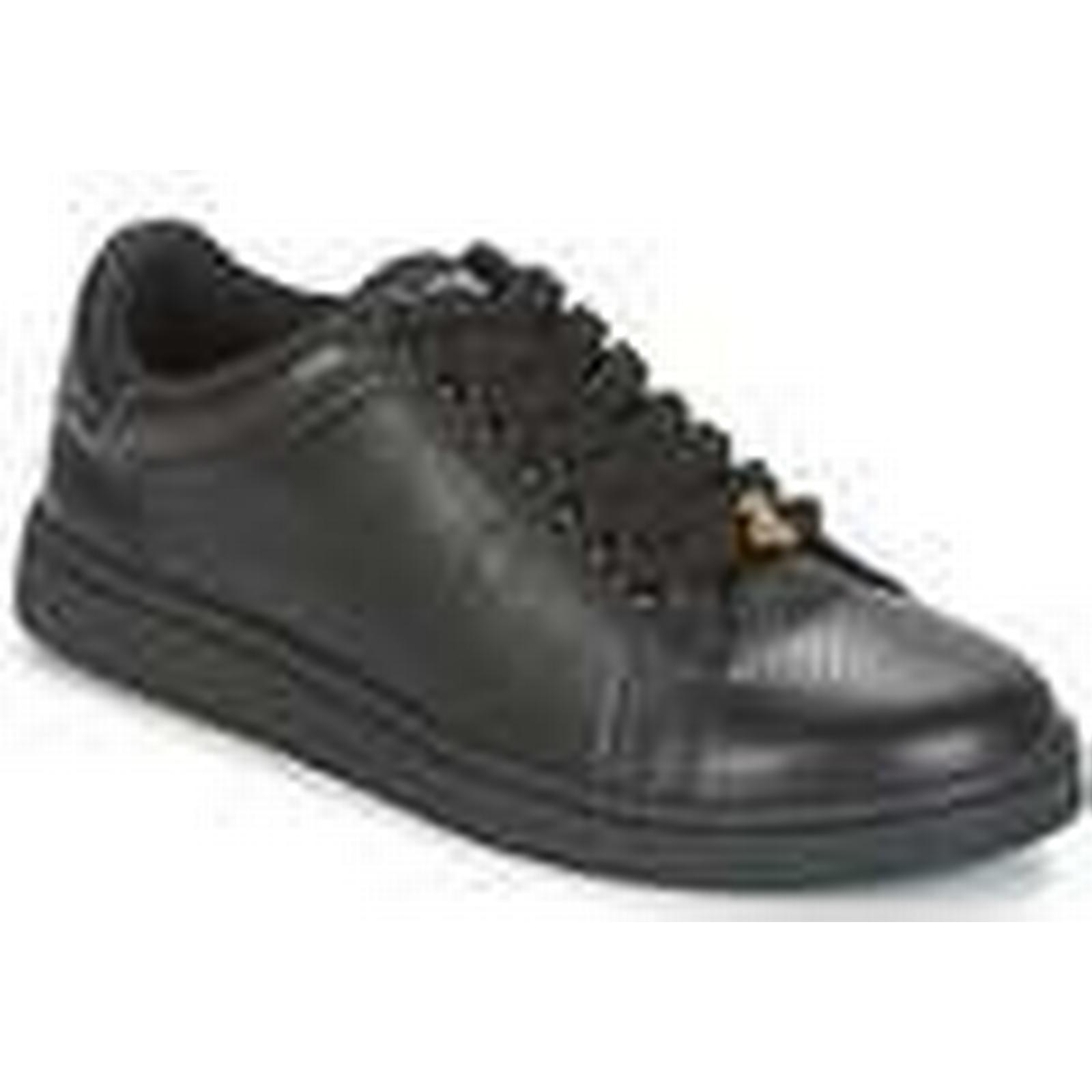Le SACHA Temps des Cerises  SACHA Le  women's Shoes (Trainers) in Black 6e2cf3