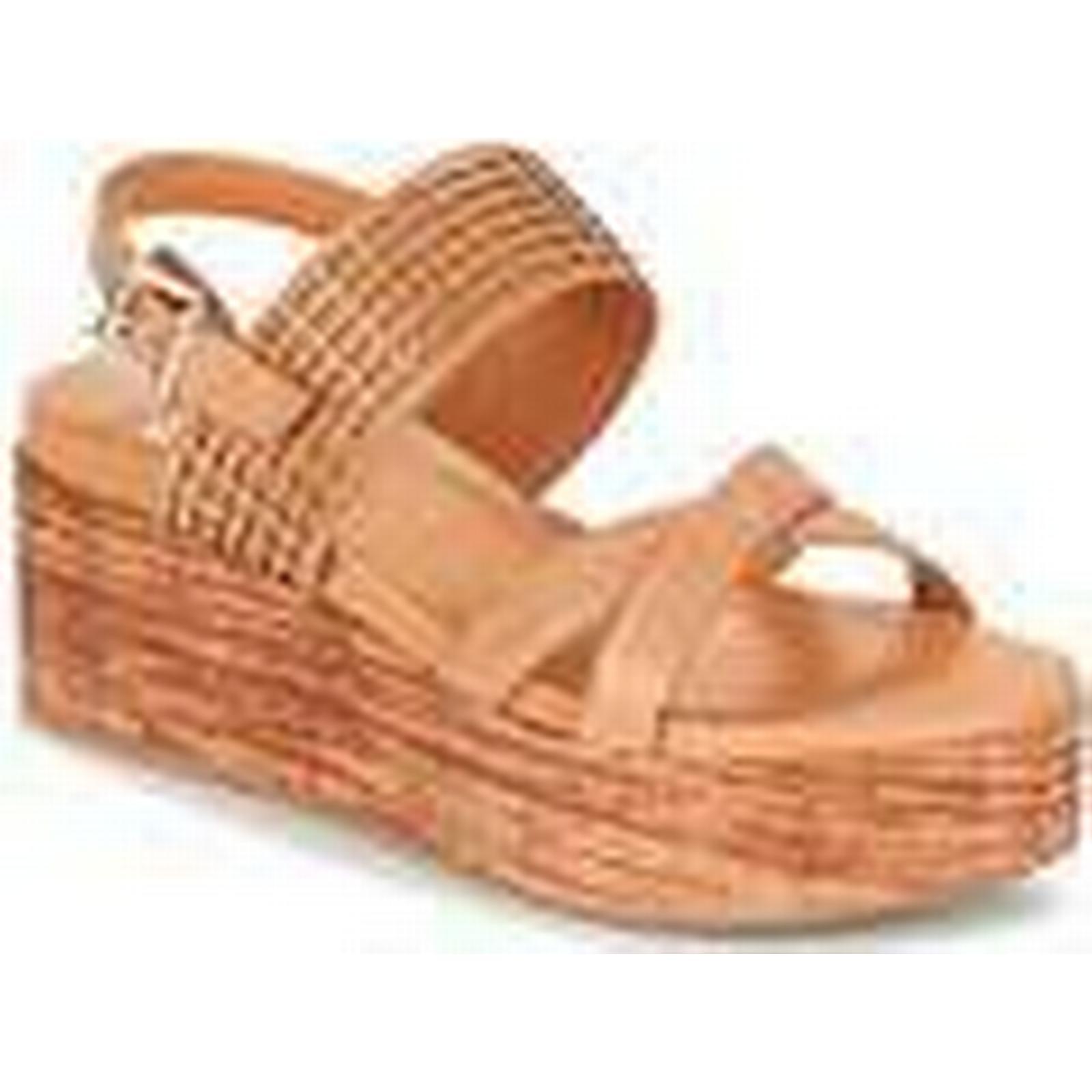 Un  Matin d'Ete  DAO  Un women's Sandals in Brown dbd361